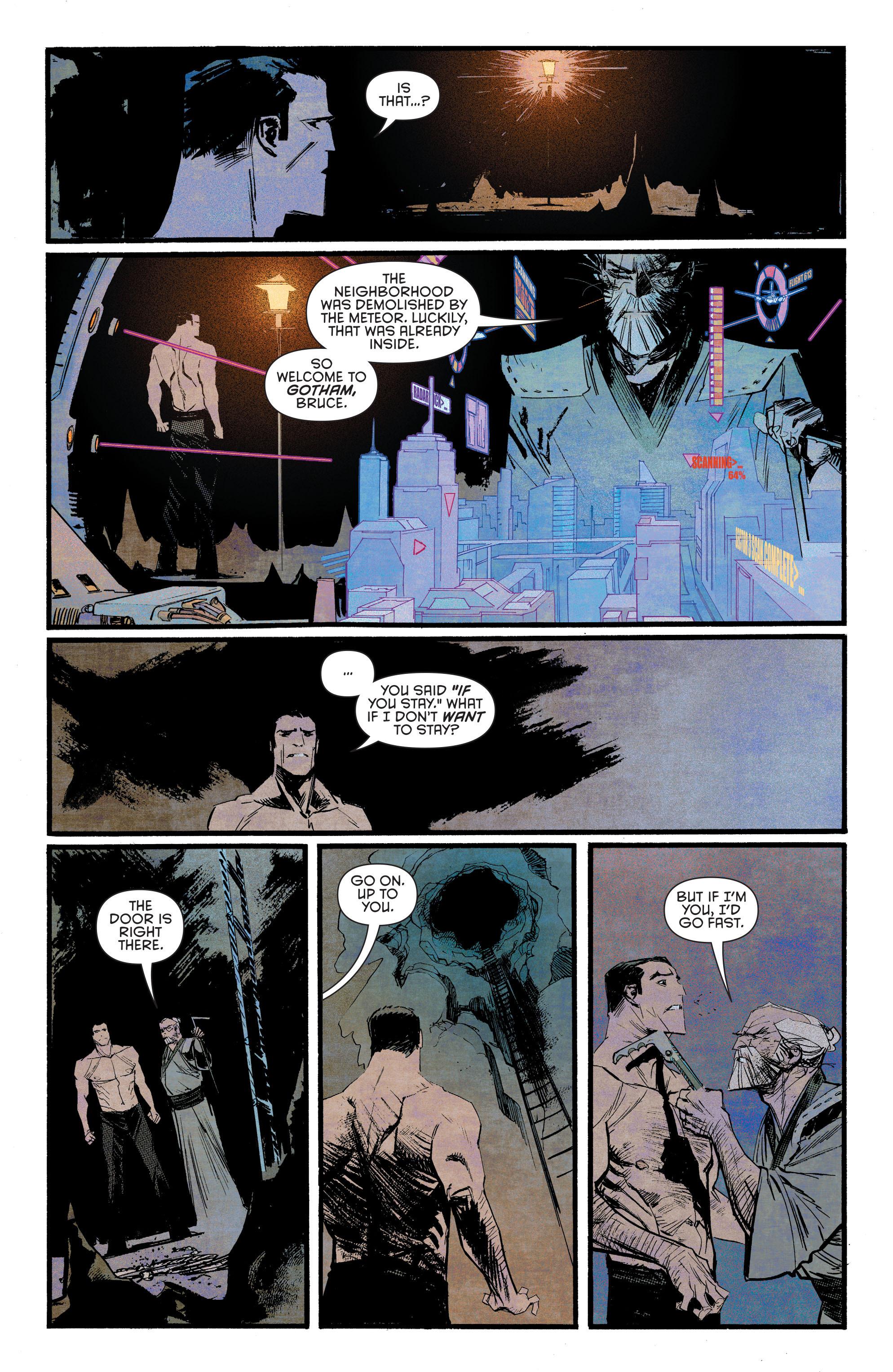 Read online Batman (2011) comic -  Issue # _TPB 9 - 150