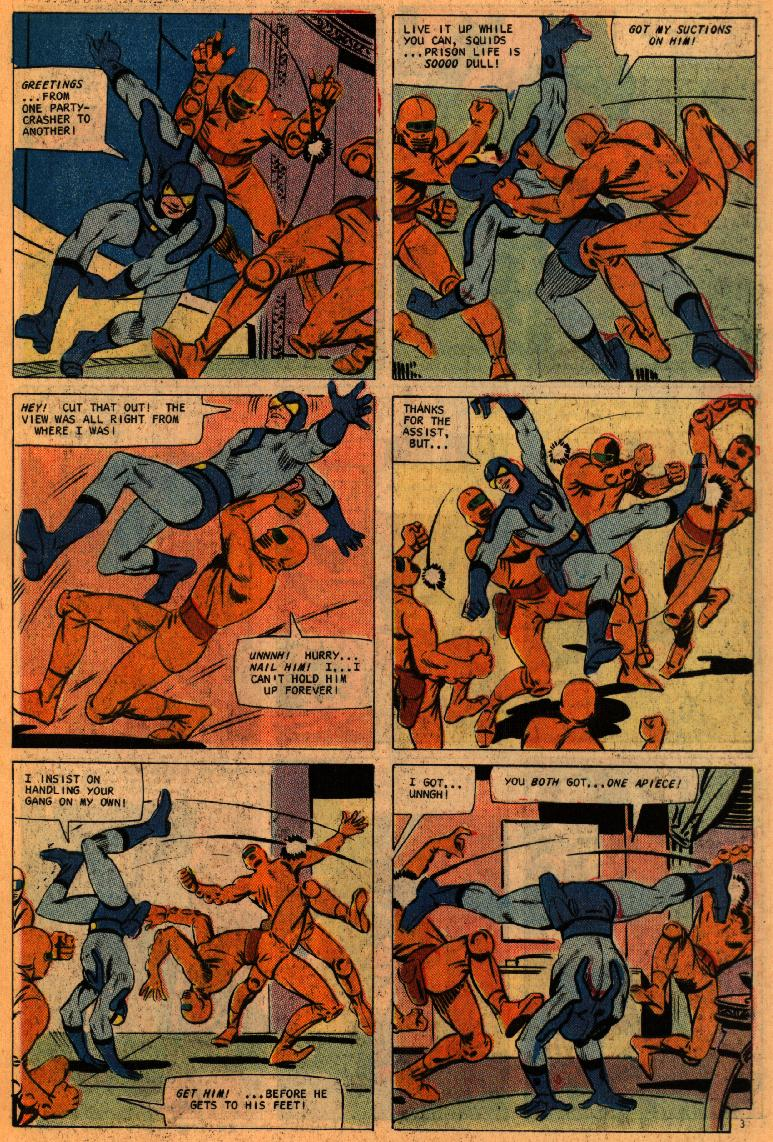 Blue Beetle (1967) issue 1 - Page 5
