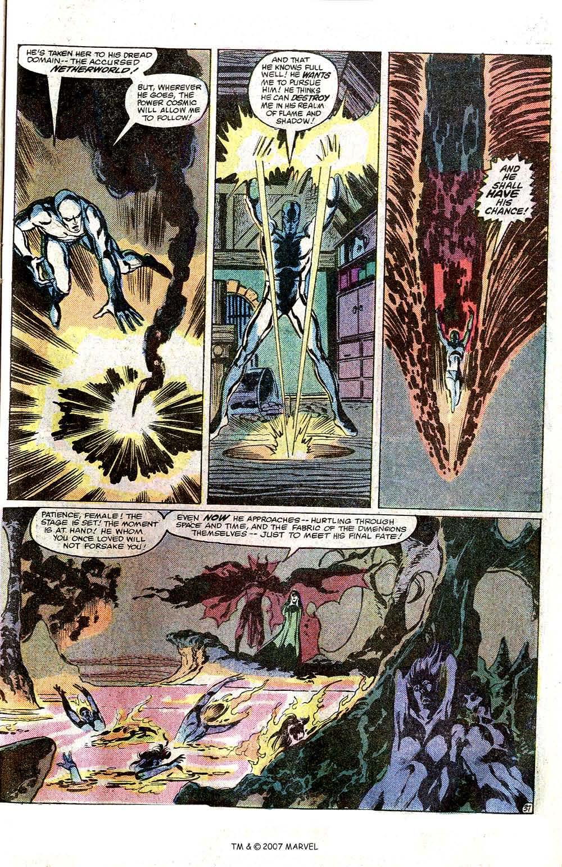 Silver Surfer (1982) Full #1 - English 39