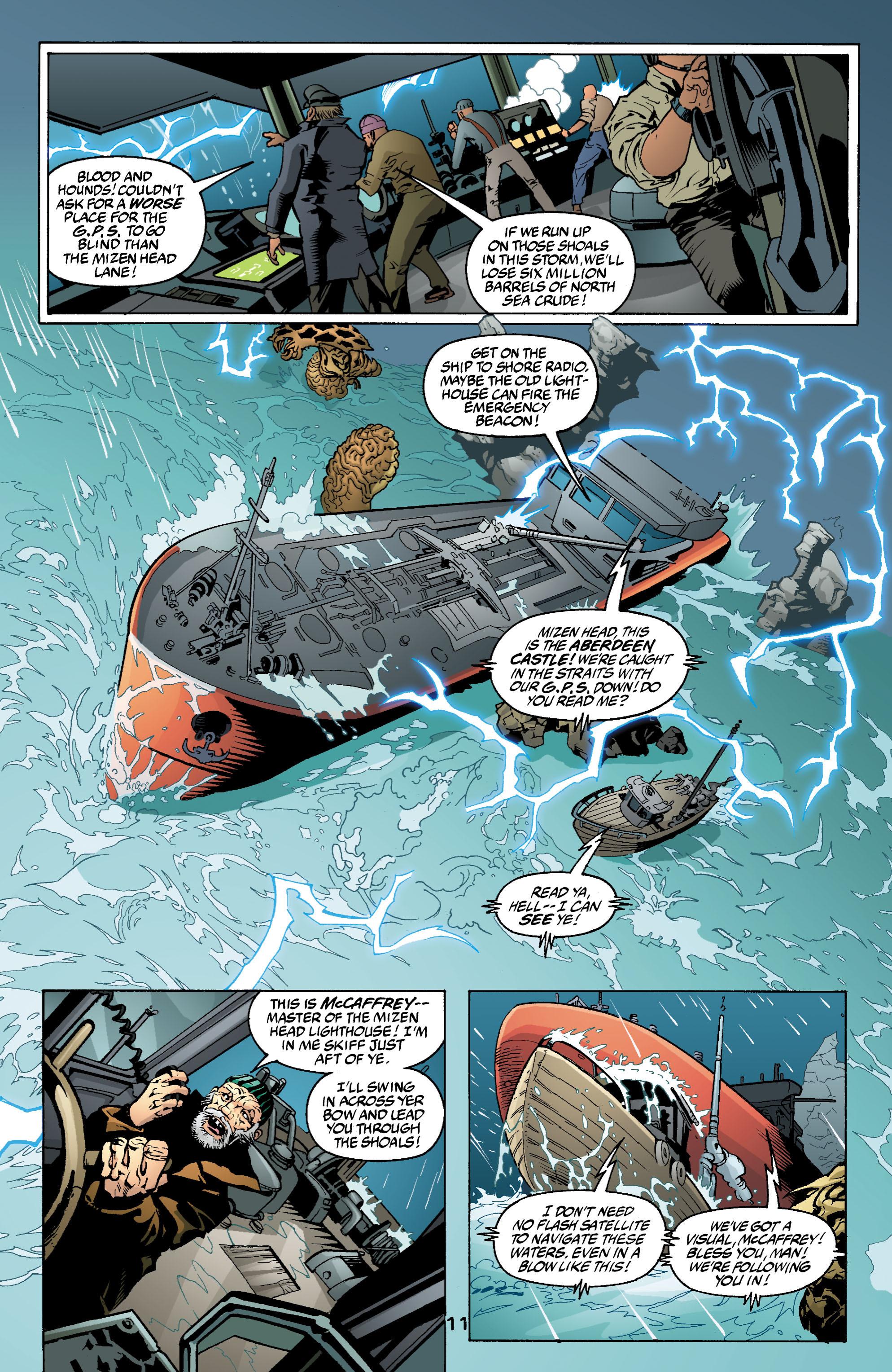 Read online Aquaman (2003) comic -  Issue #2 - 12