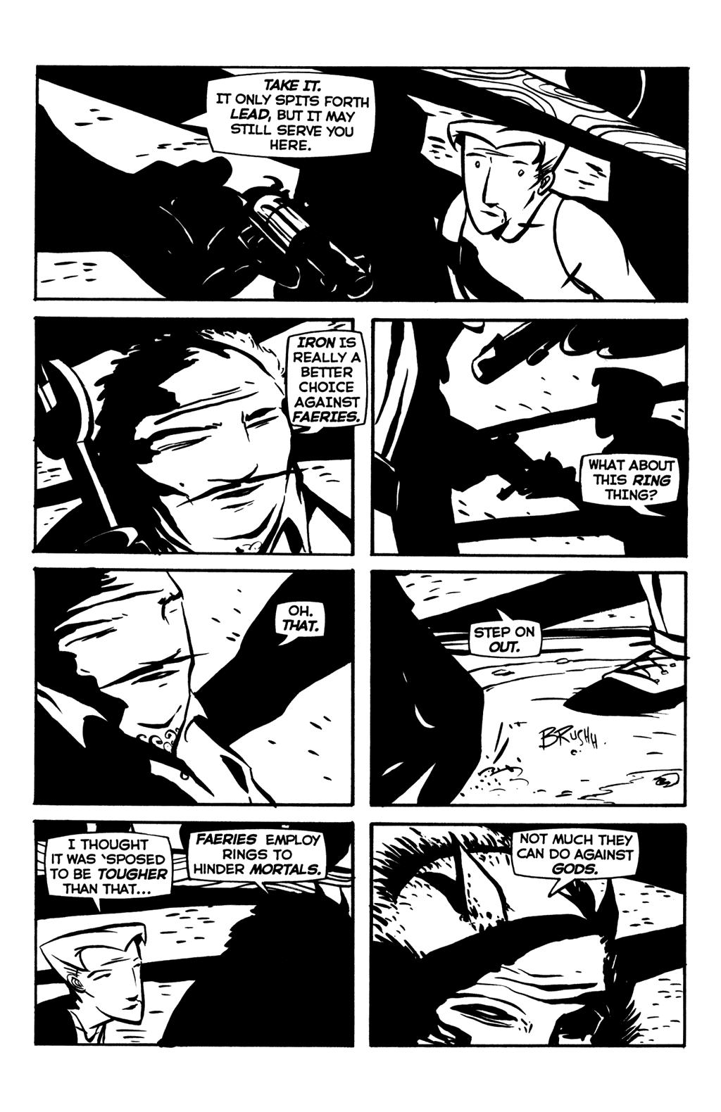 Soulwind #7 #7 - English 18