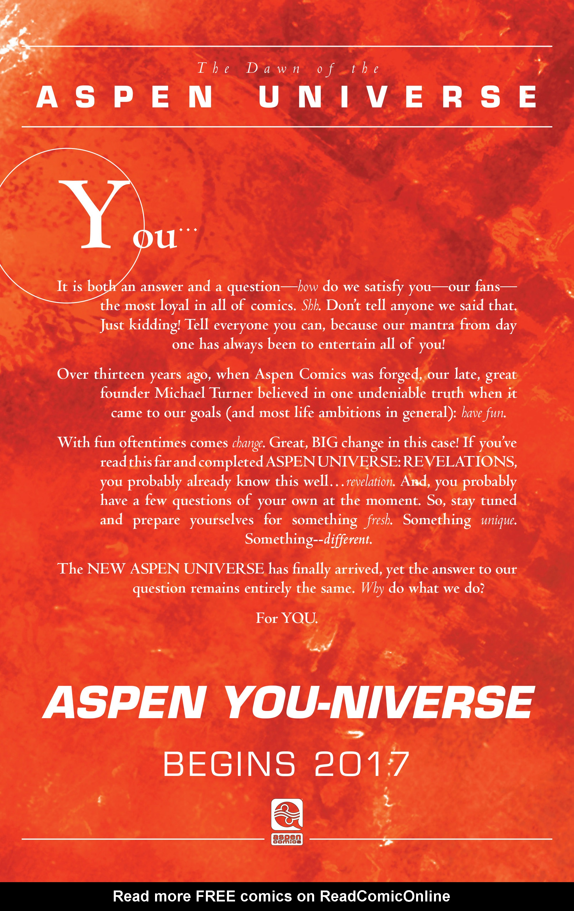 Read online Aspen Universe: Revelations comic -  Issue #5 - 23