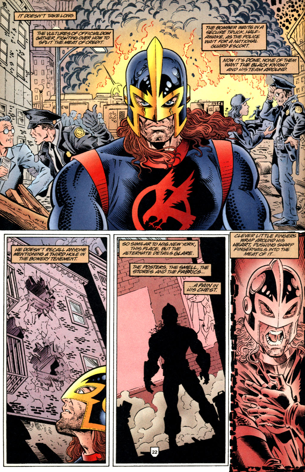 Read online UltraForce (1995) comic -  Issue #2 - 23