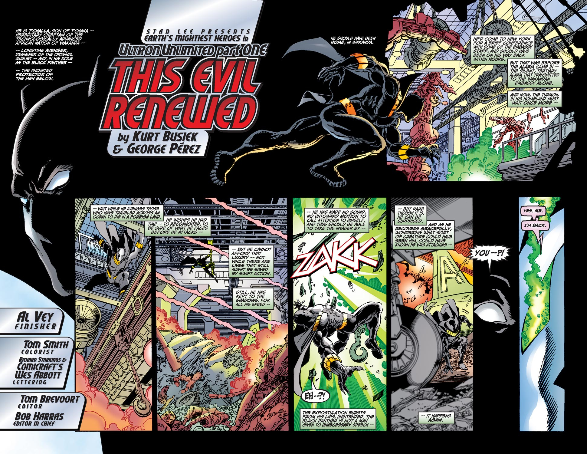 Read online Avengers (1998) comic -  Issue #19 - 3