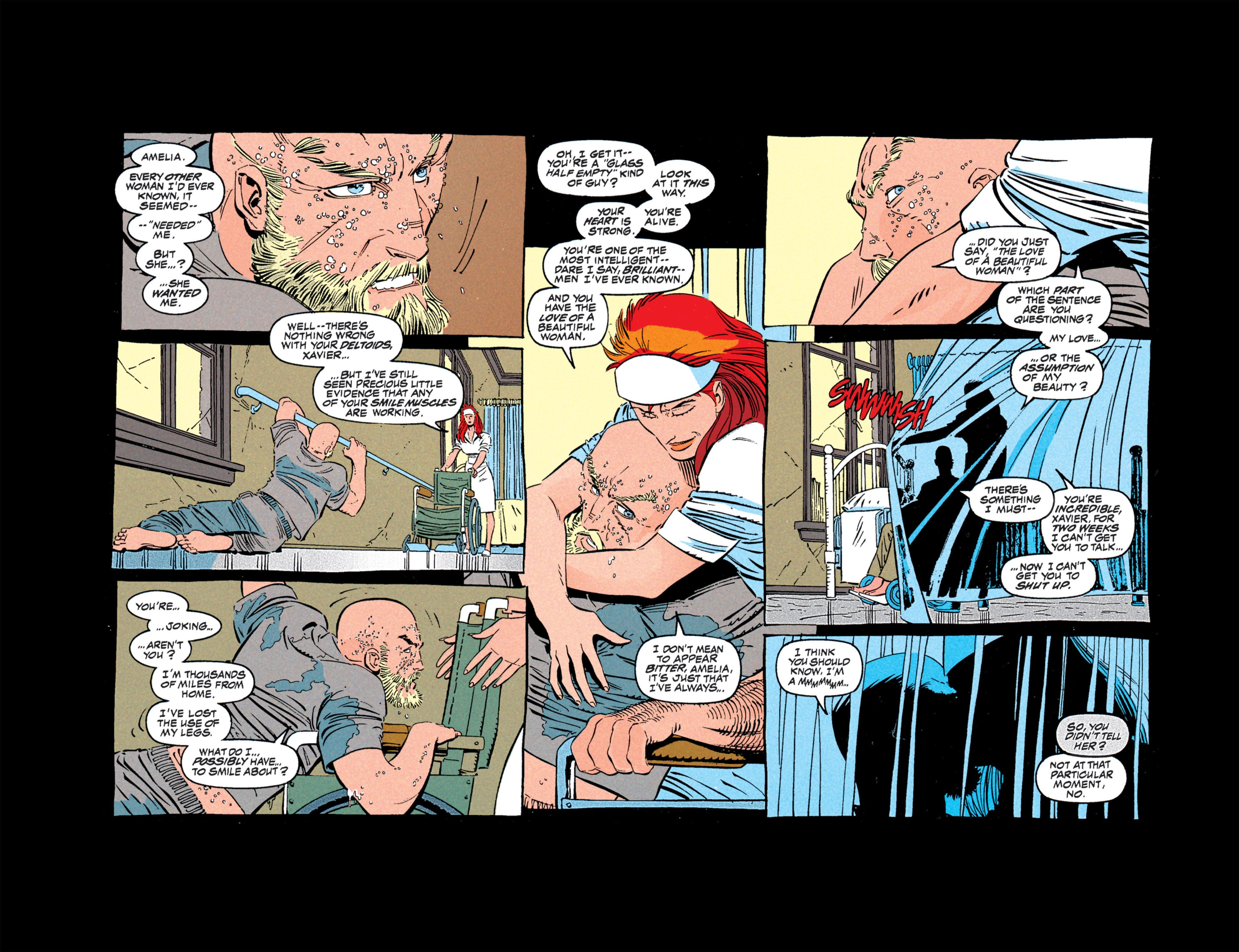 Read online Uncanny X-Men (1963) comic -  Issue #309 - 12