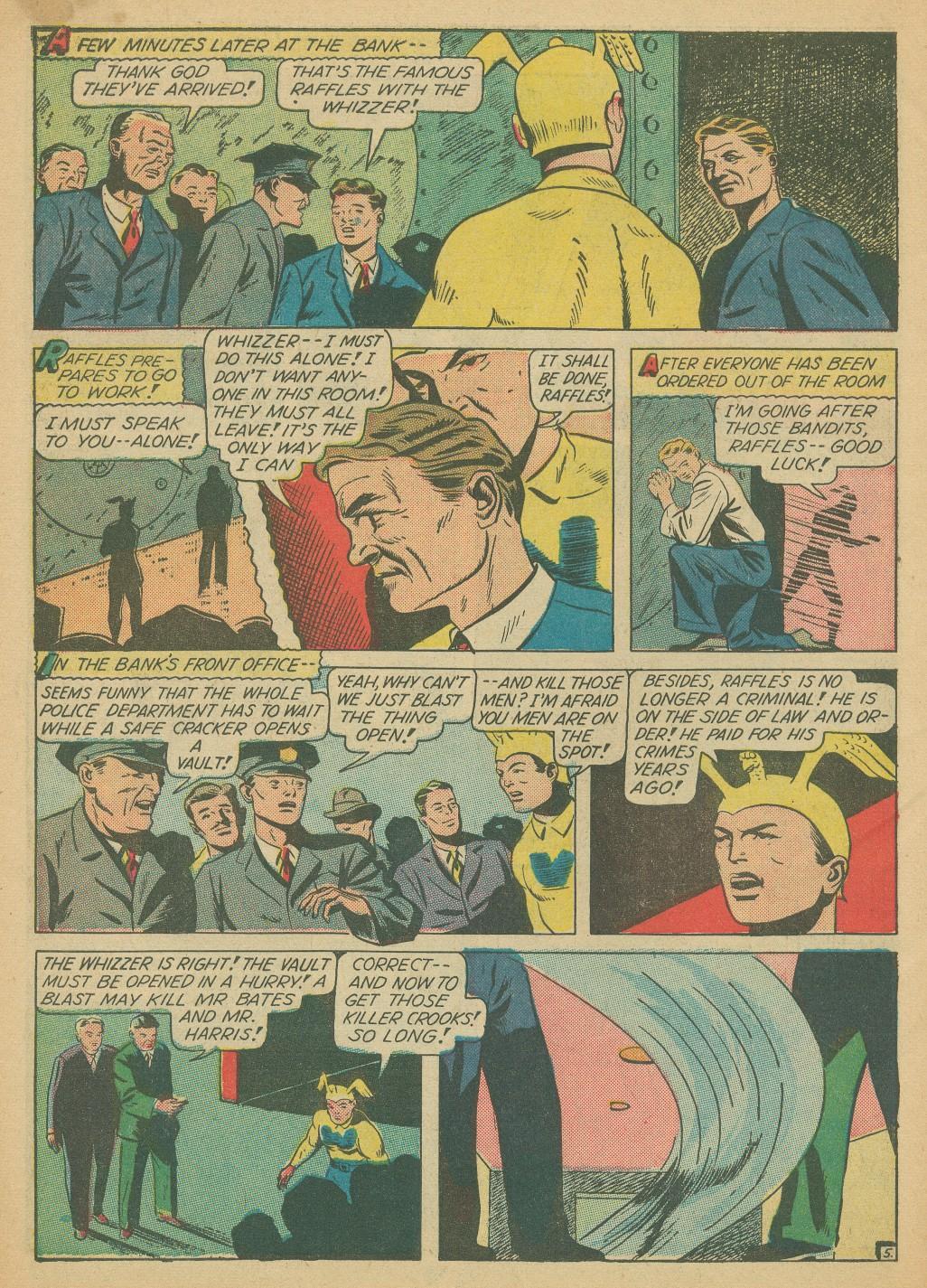 Read online All-Winners Comics comic -  Issue #8 - 60