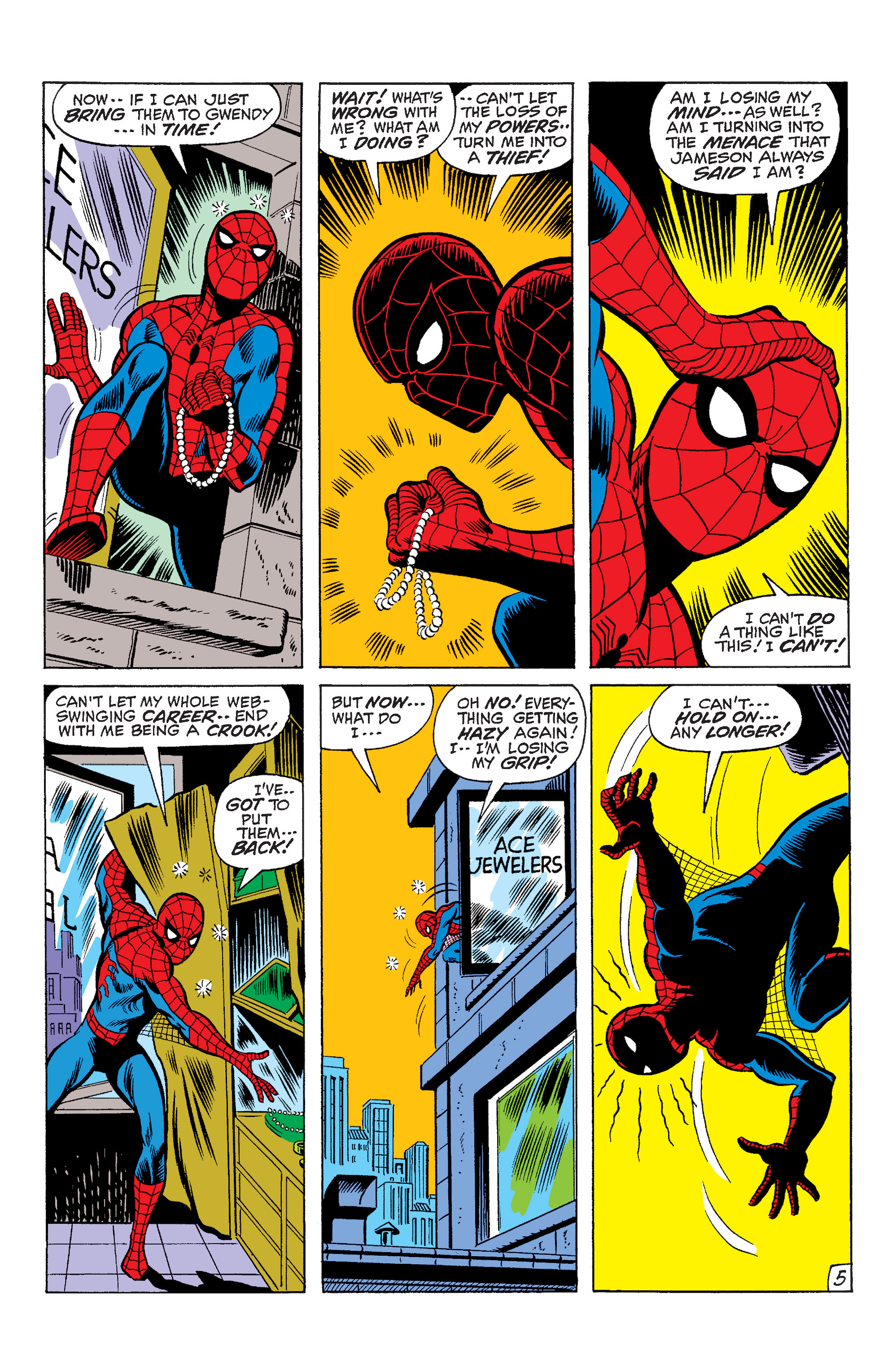 The Amazing Spider-Man (1963) 87 Page 5