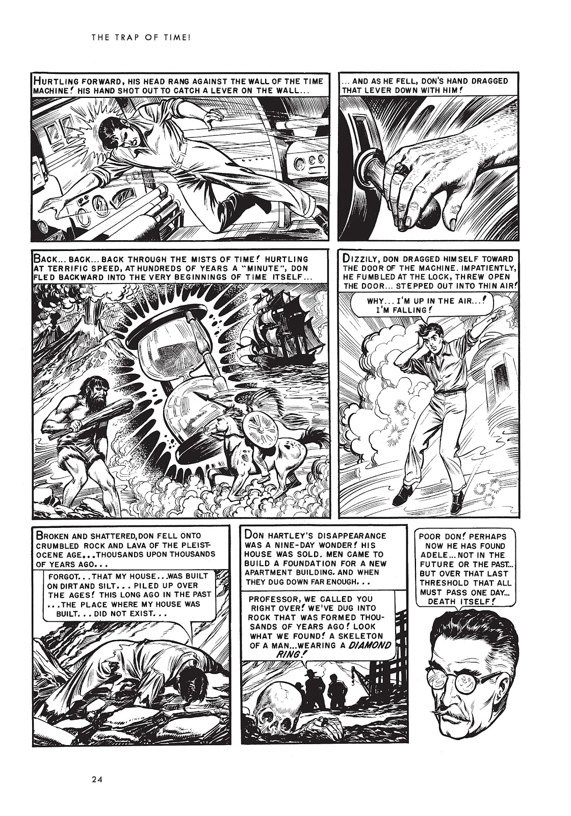 Read online The Martian Monster and Other Stories comic -  Issue # TPB (Part 1) - 39