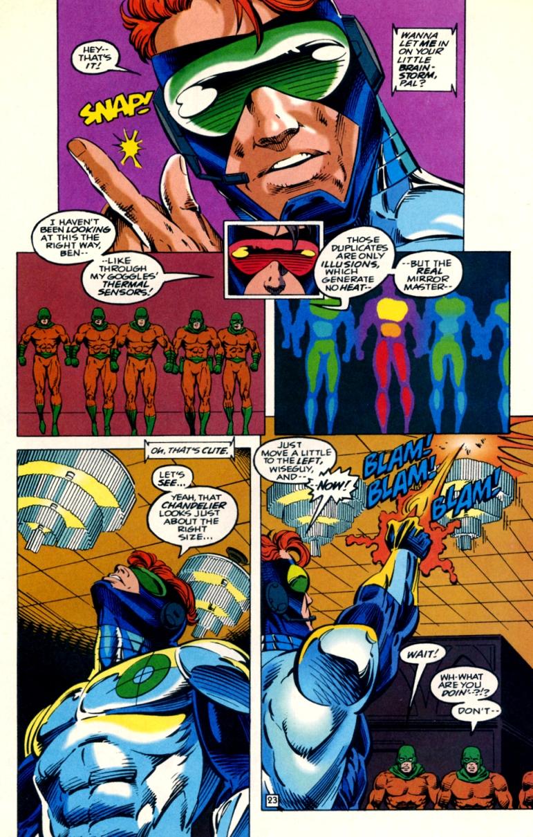 Read online Gunfire comic -  Issue #6 - 29