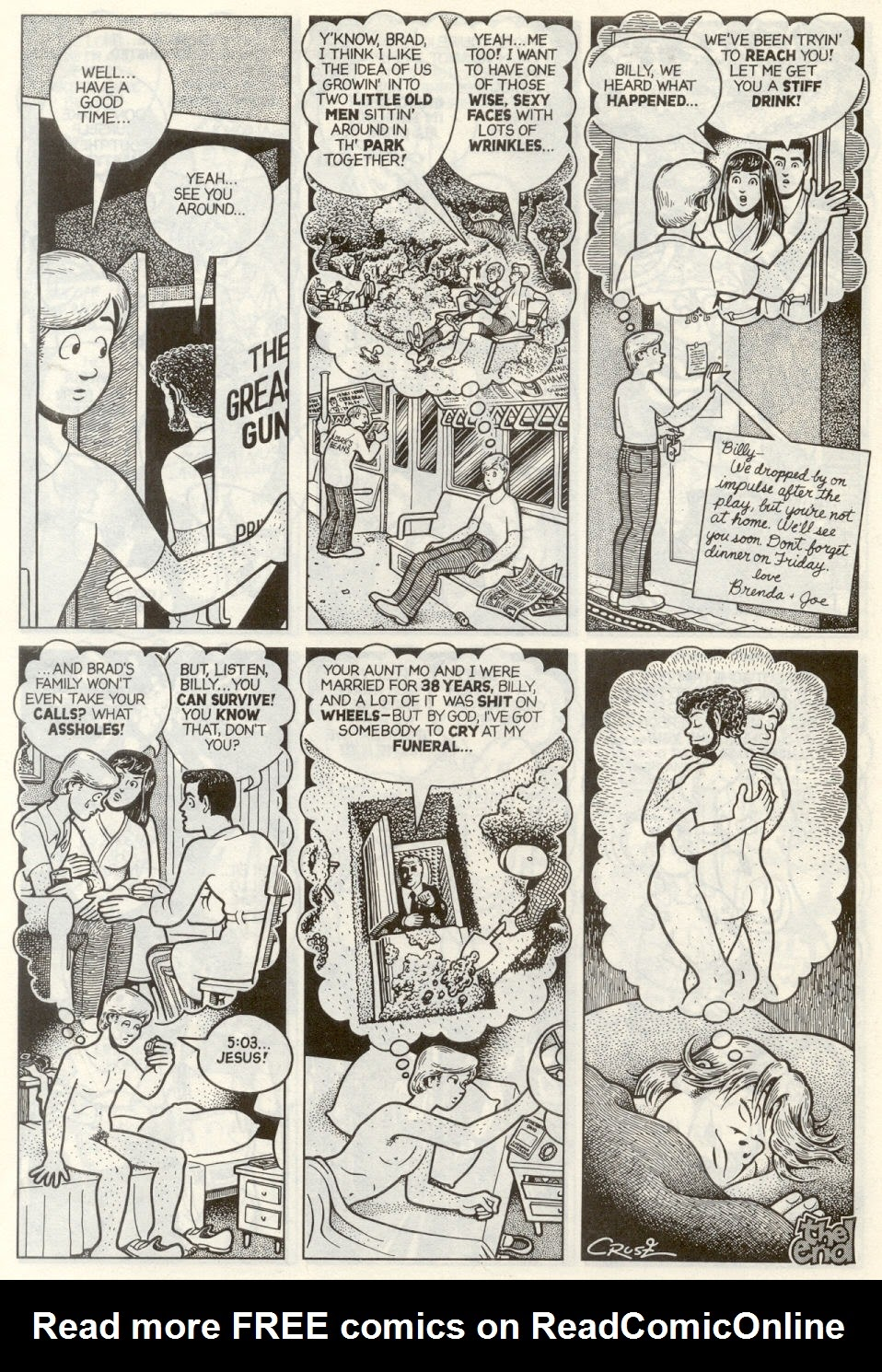 Gay Comix (Gay Comics) issue 1 - Page 31