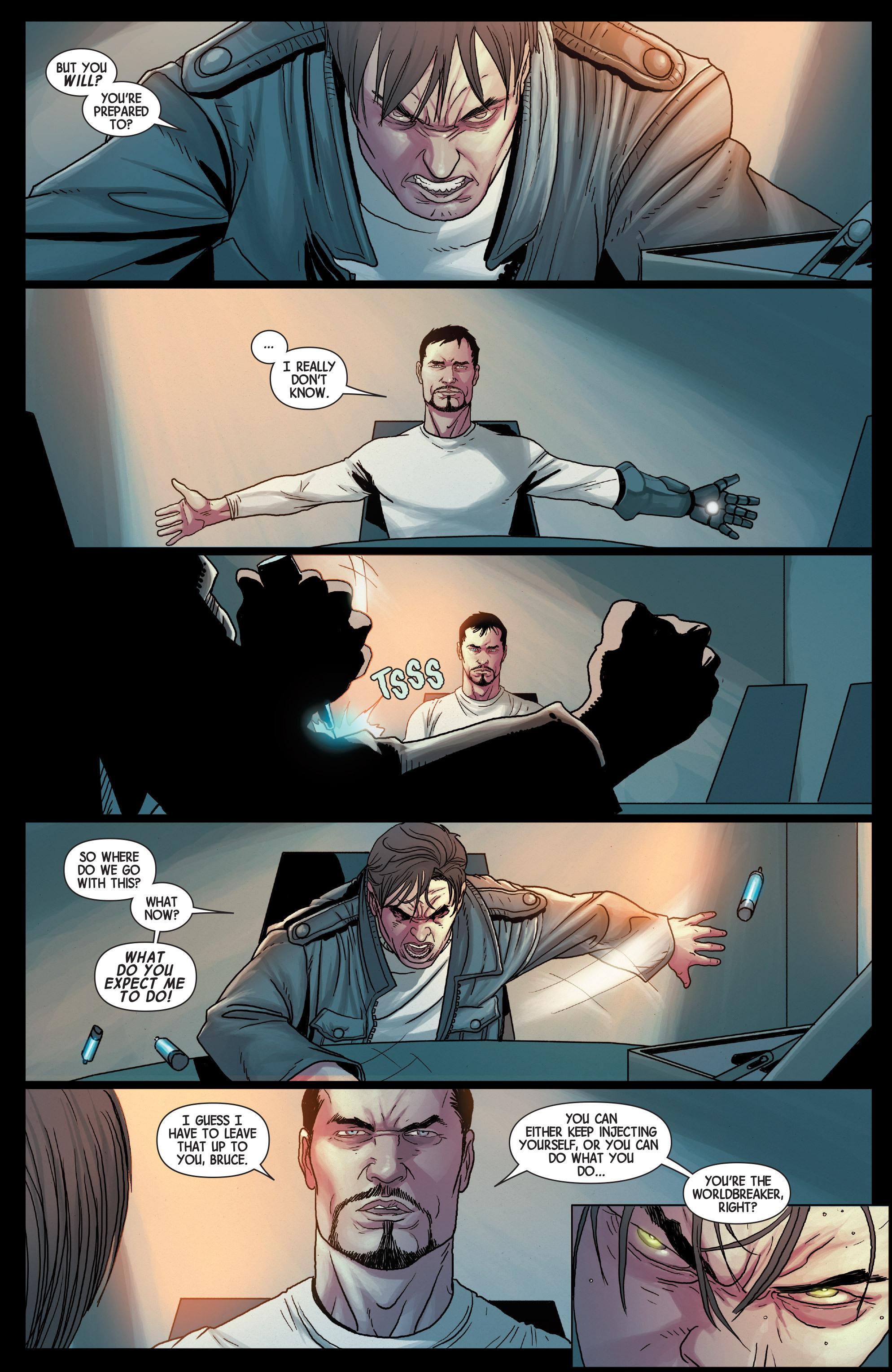 Read online Avengers (2013) comic -  Issue #Avengers (2013) _TPB 5 - 152