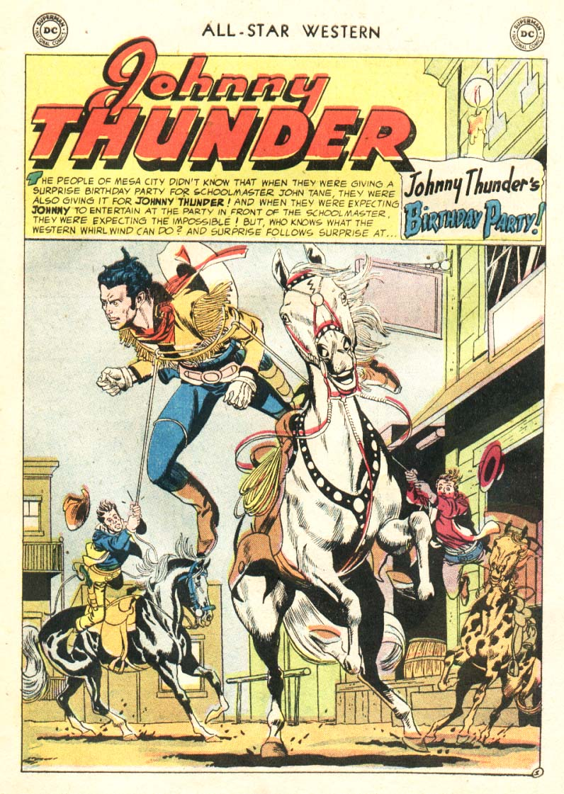 Read online All-Star Western (1951) comic -  Issue #91 - 20