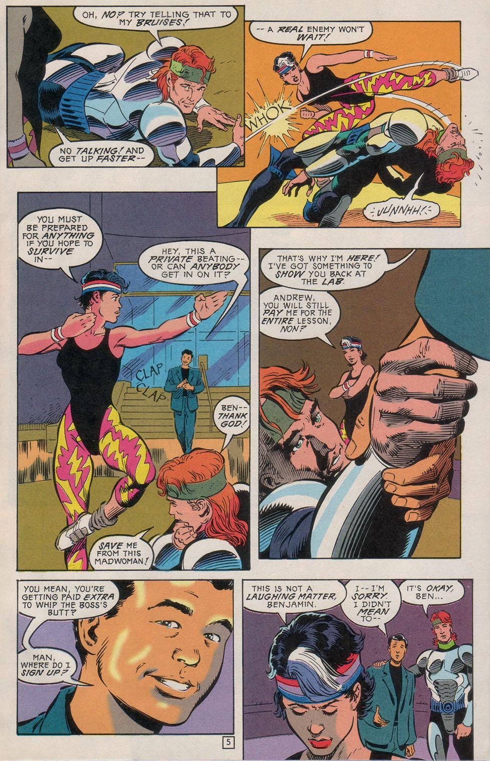 Read online Gunfire comic -  Issue #4 - 7