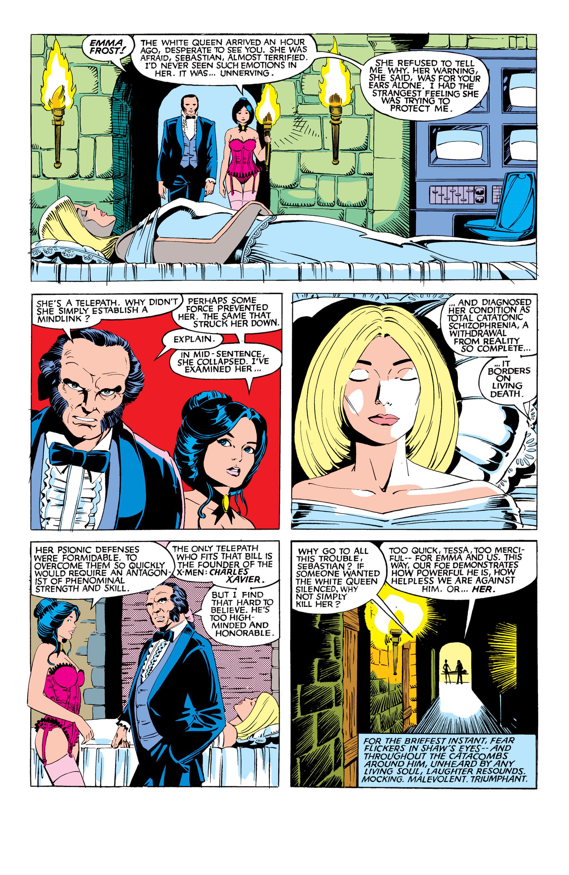 Read online Uncanny X-Men (1963) comic -  Issue #169 - 8