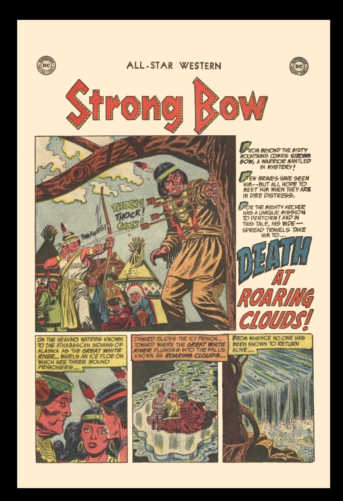Read online All-Star Western (1951) comic -  Issue #72 - 11