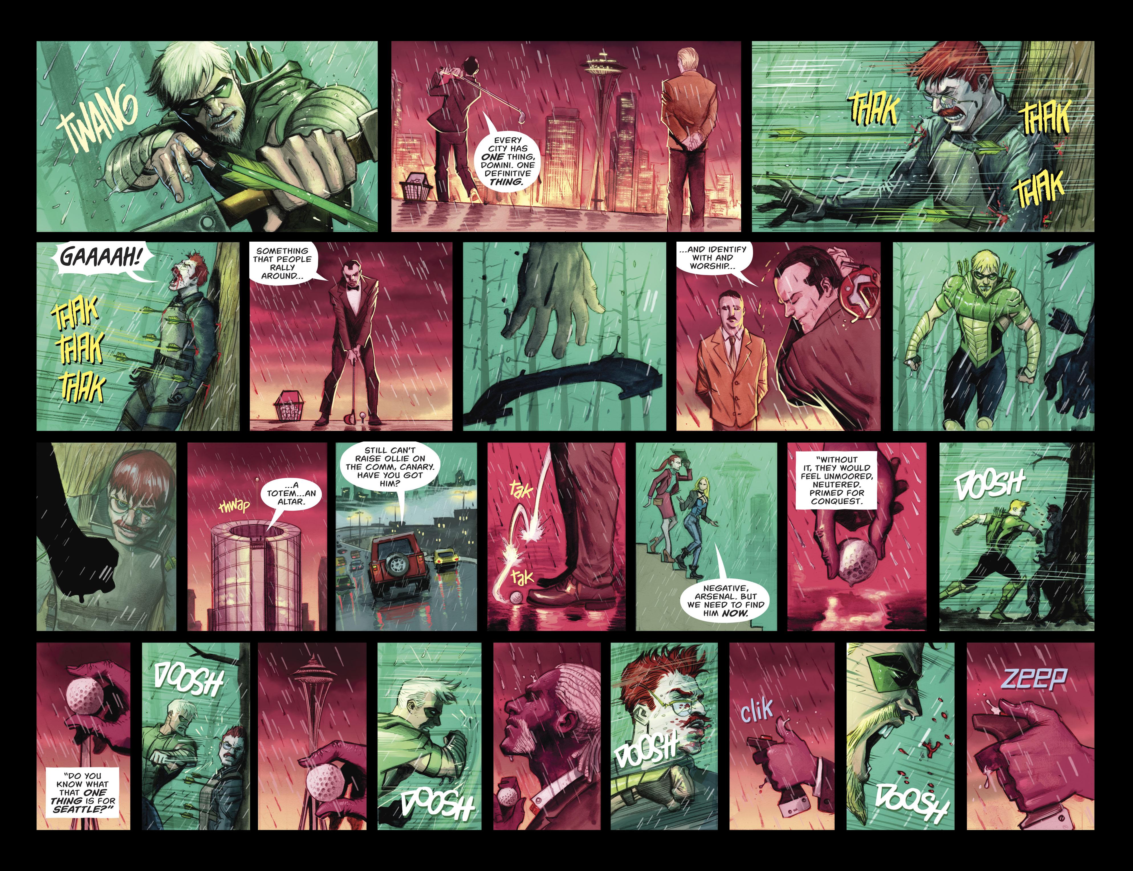 Read online Green Arrow (2016) comic -  Issue #23 - 19