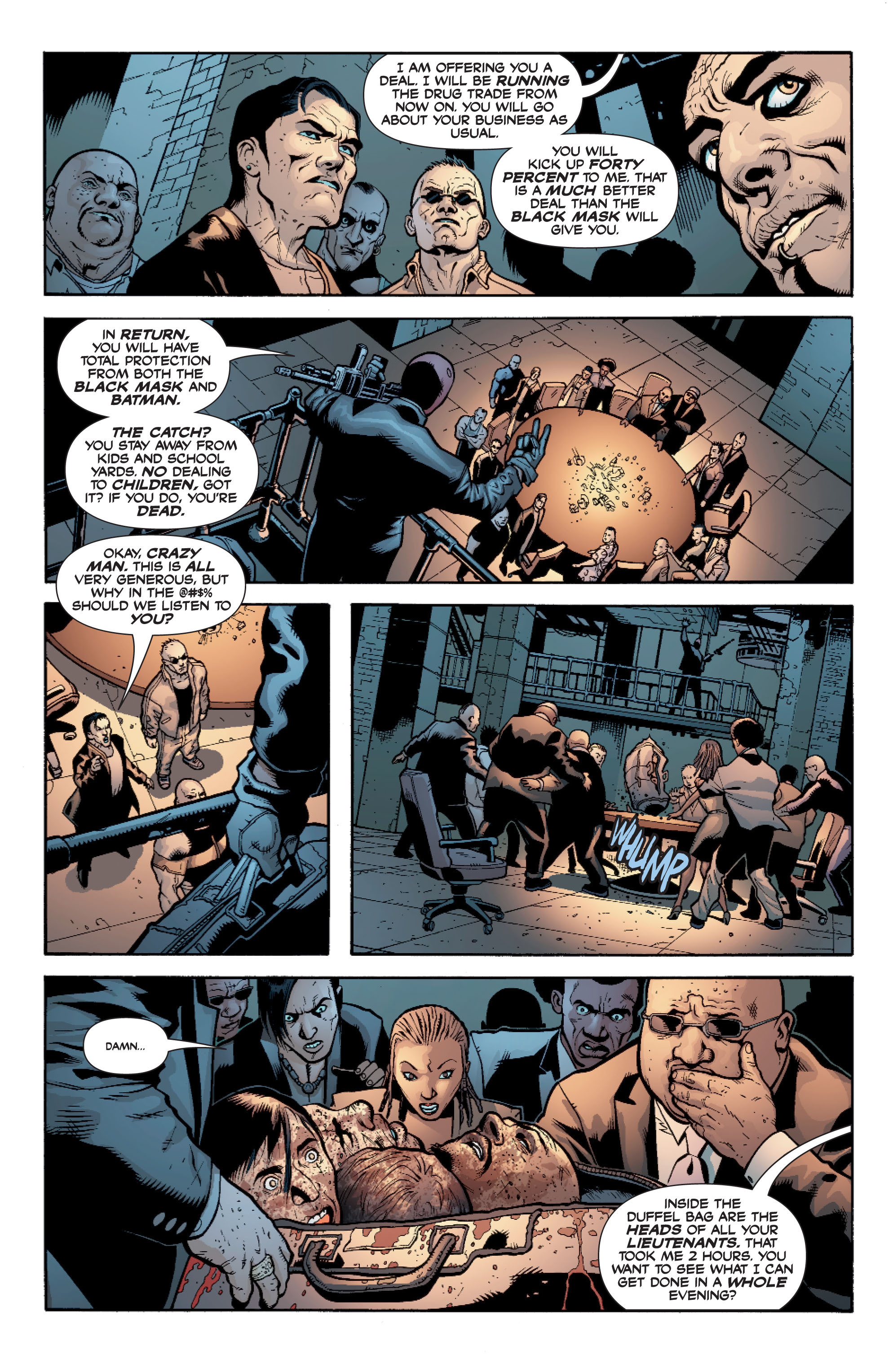 Read online Batman: Under The Red Hood comic -  Issue # Full - 25