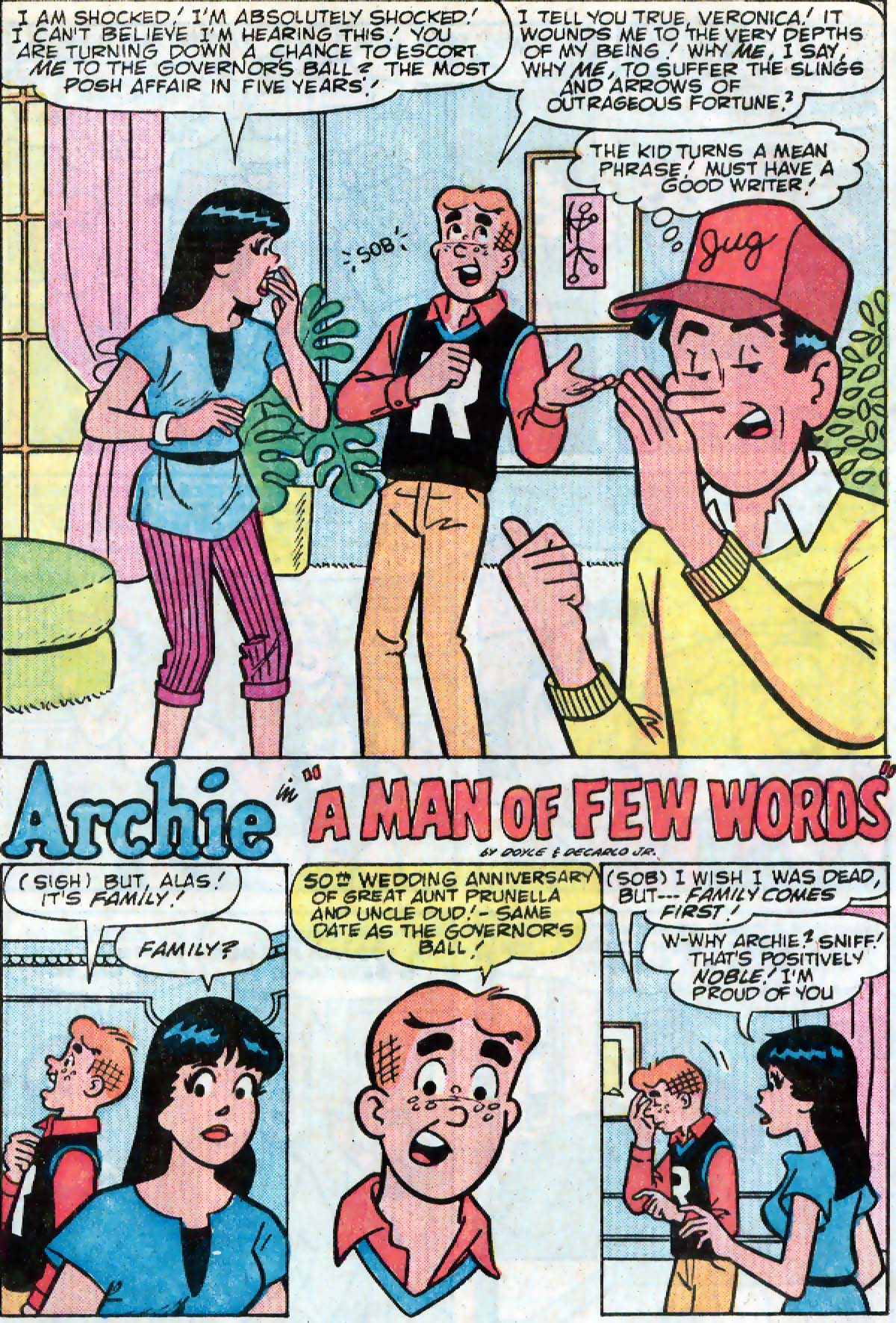 Read online Archie (1960) comic -  Issue #333 - 8