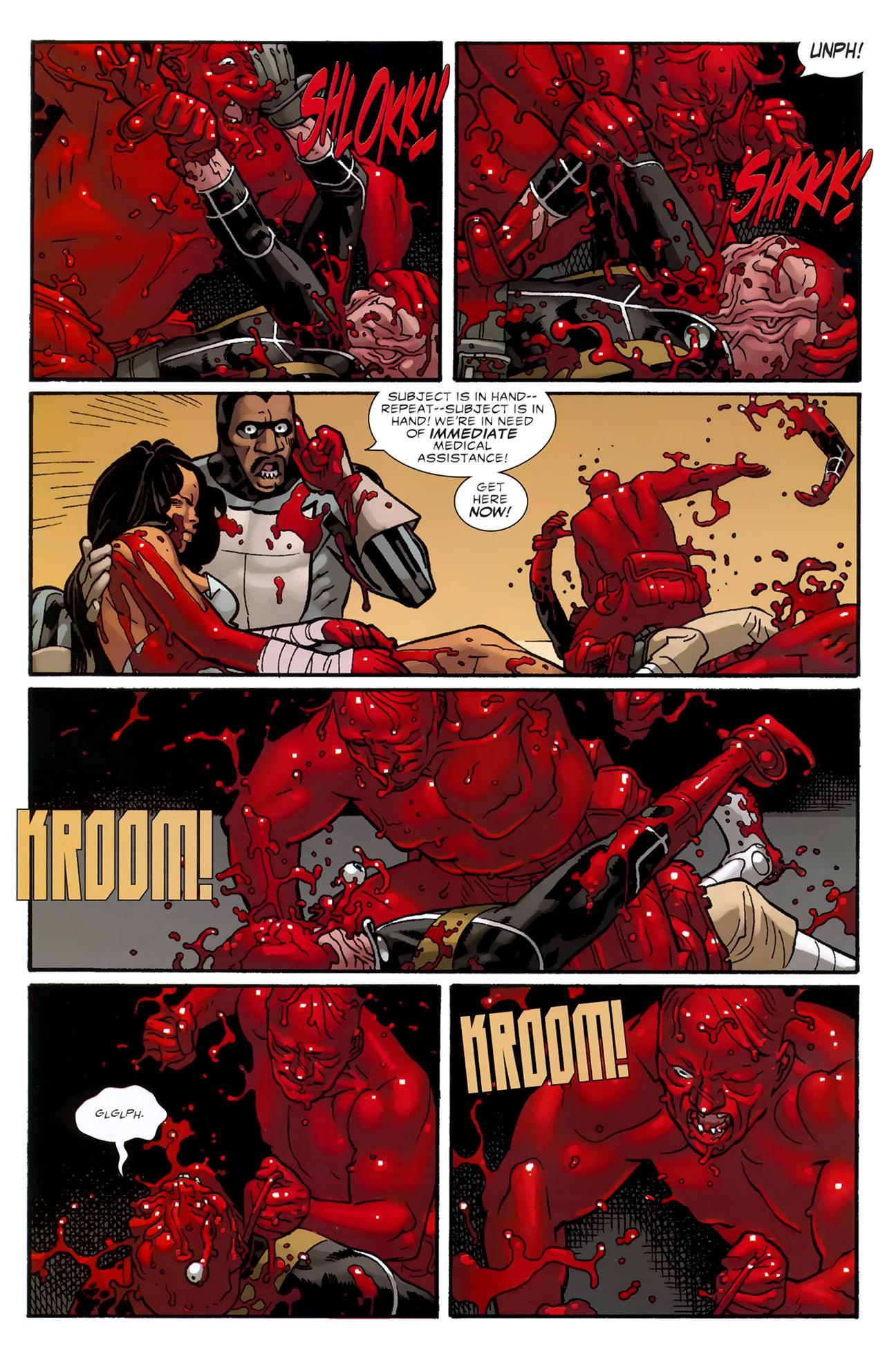 Read online Destroyer comic -  Issue #3 - 19
