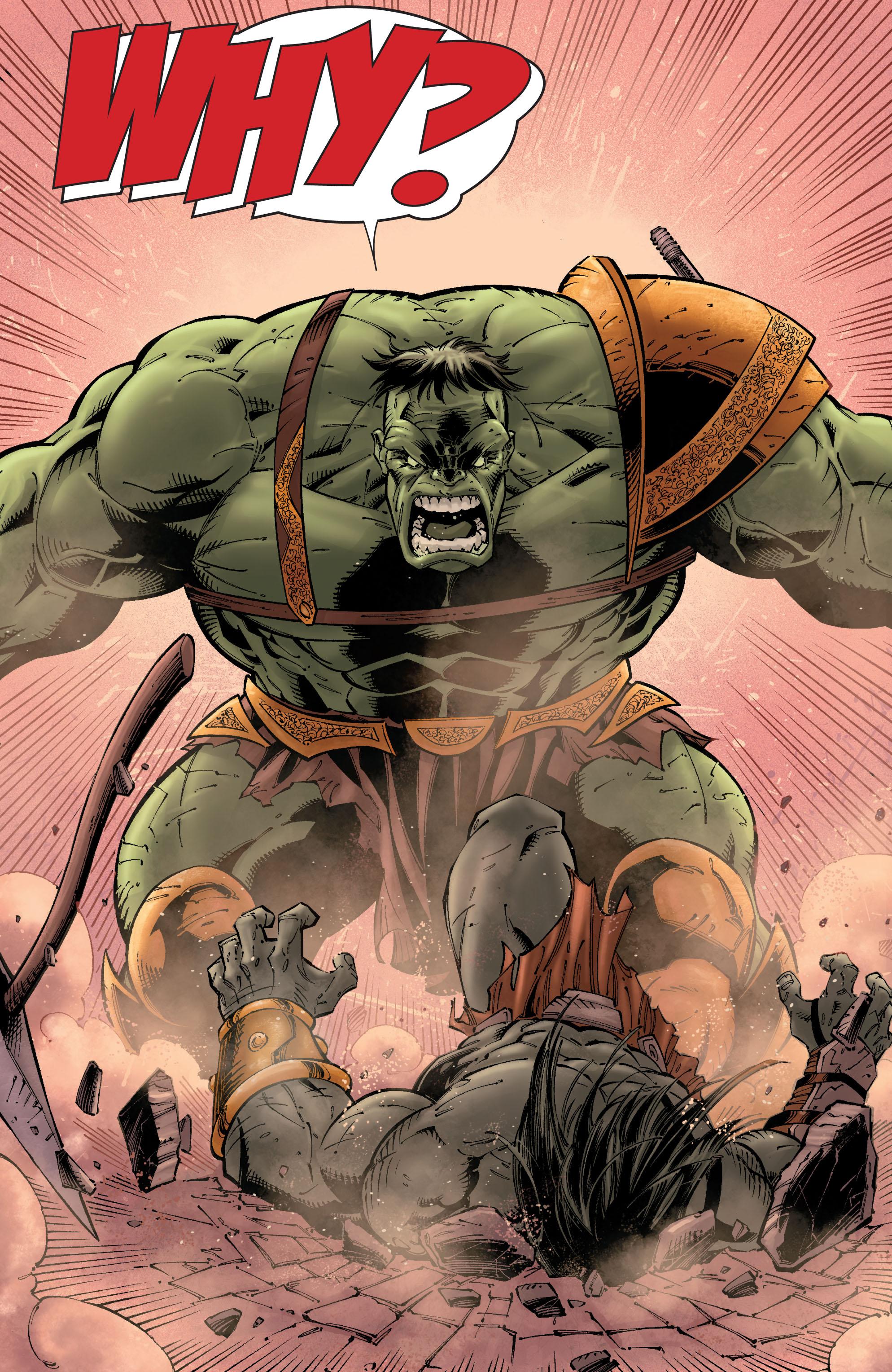 Read online Skaar: Son of Hulk comic -  Issue #9 - 18
