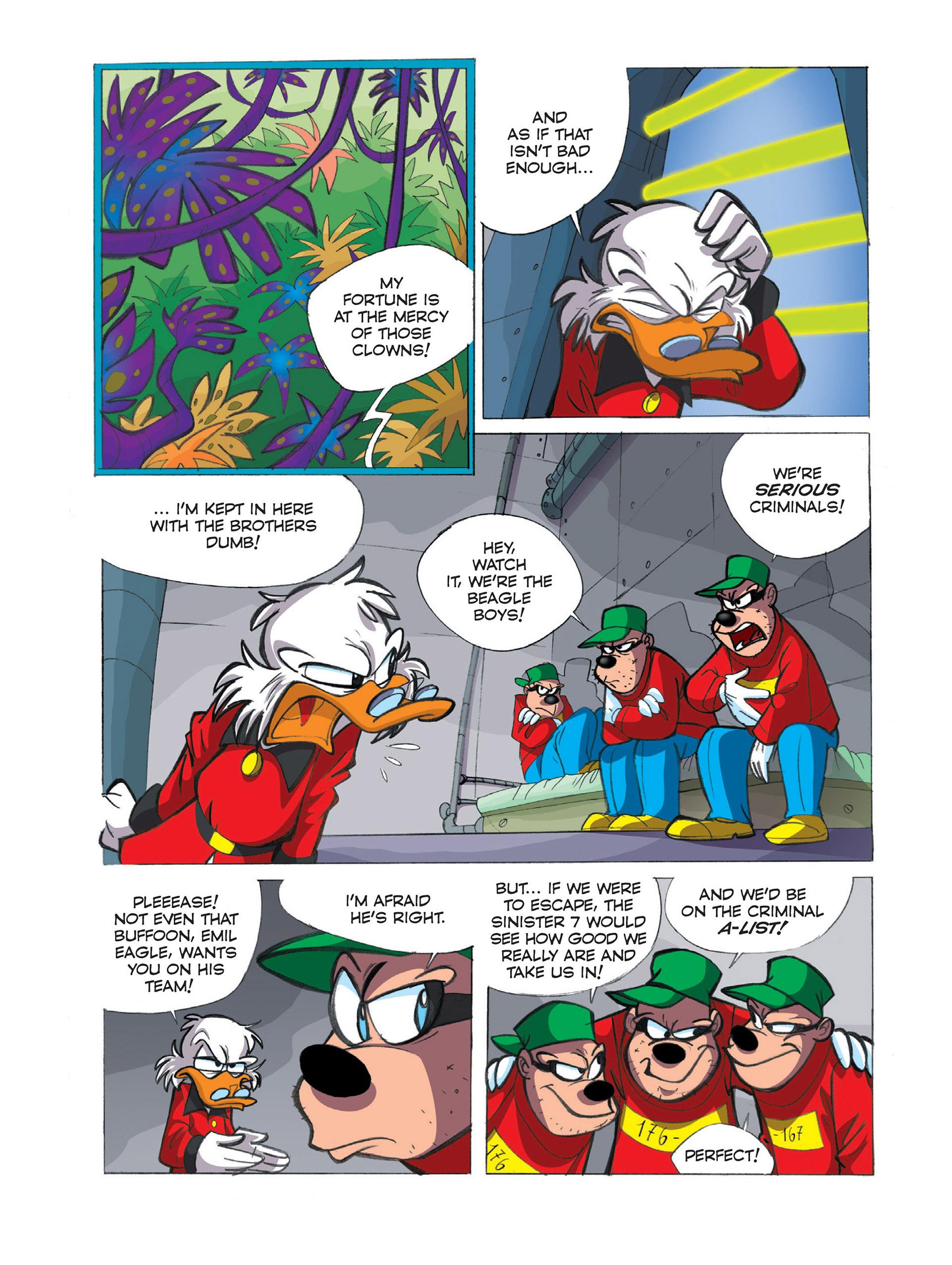 Read online Ultraheroes comic -  Issue #2 - 24