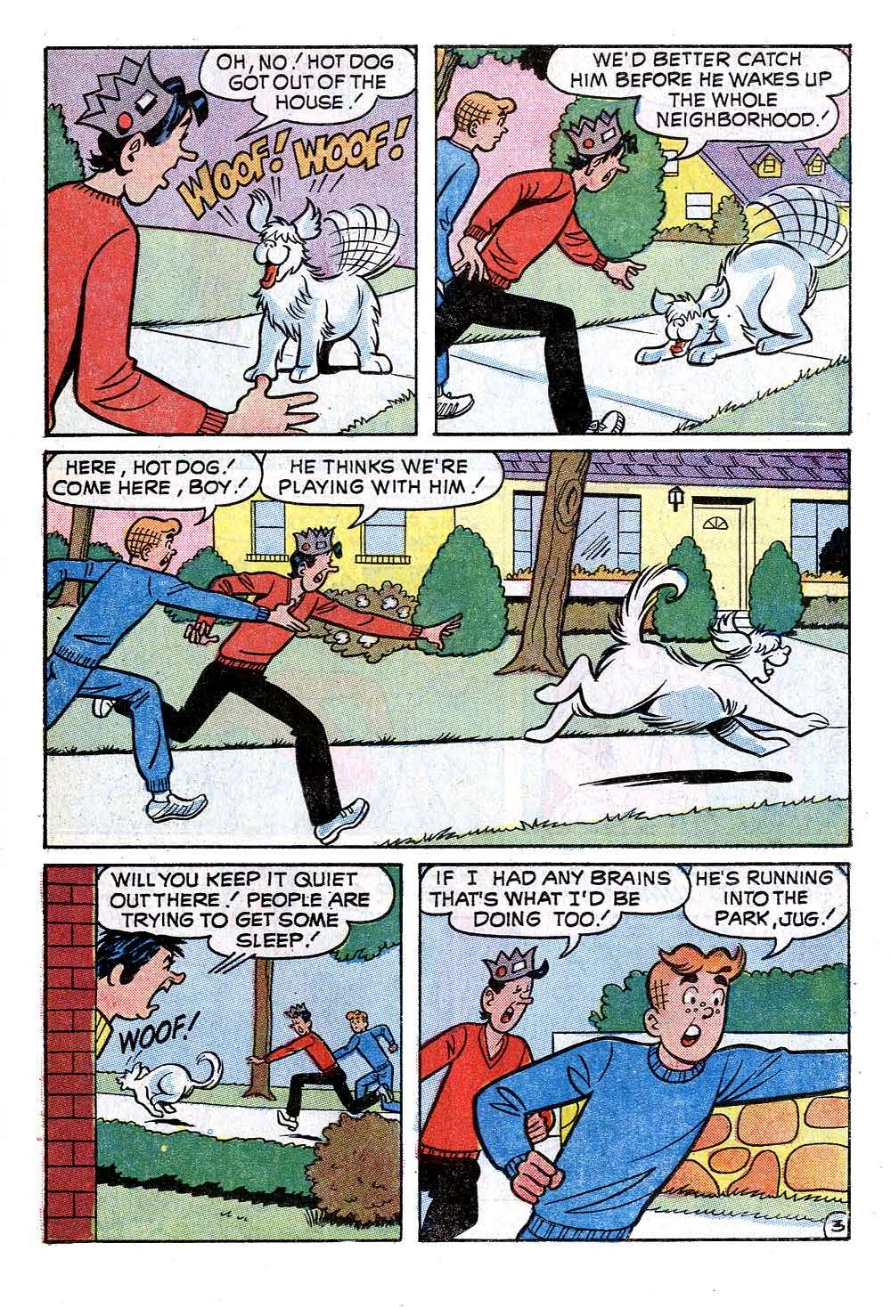 Read online Archie (1960) comic -  Issue #231 - 15