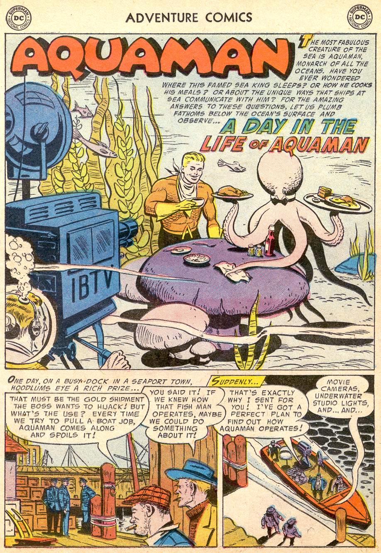 Read online Adventure Comics (1938) comic -  Issue #227 - 17