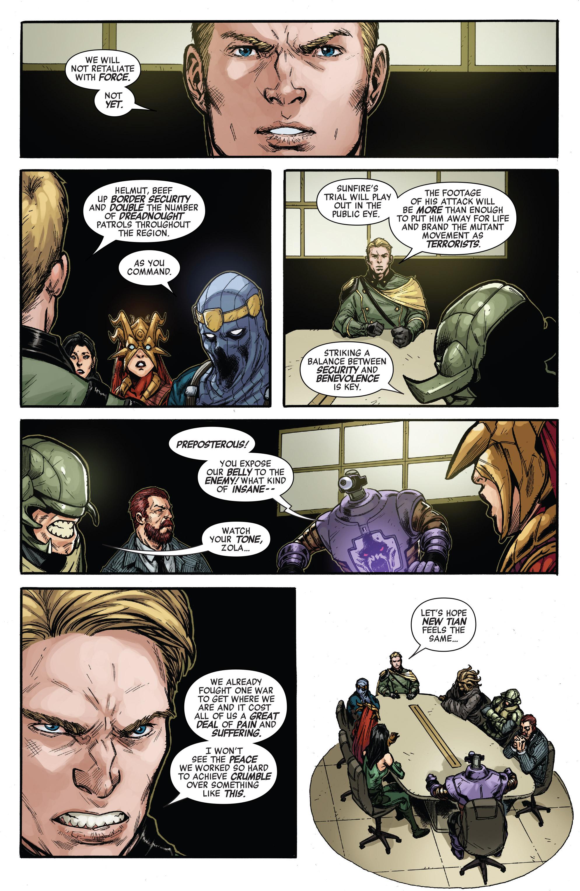 Read online Secret Empire: United comic -  Issue # Full - 13