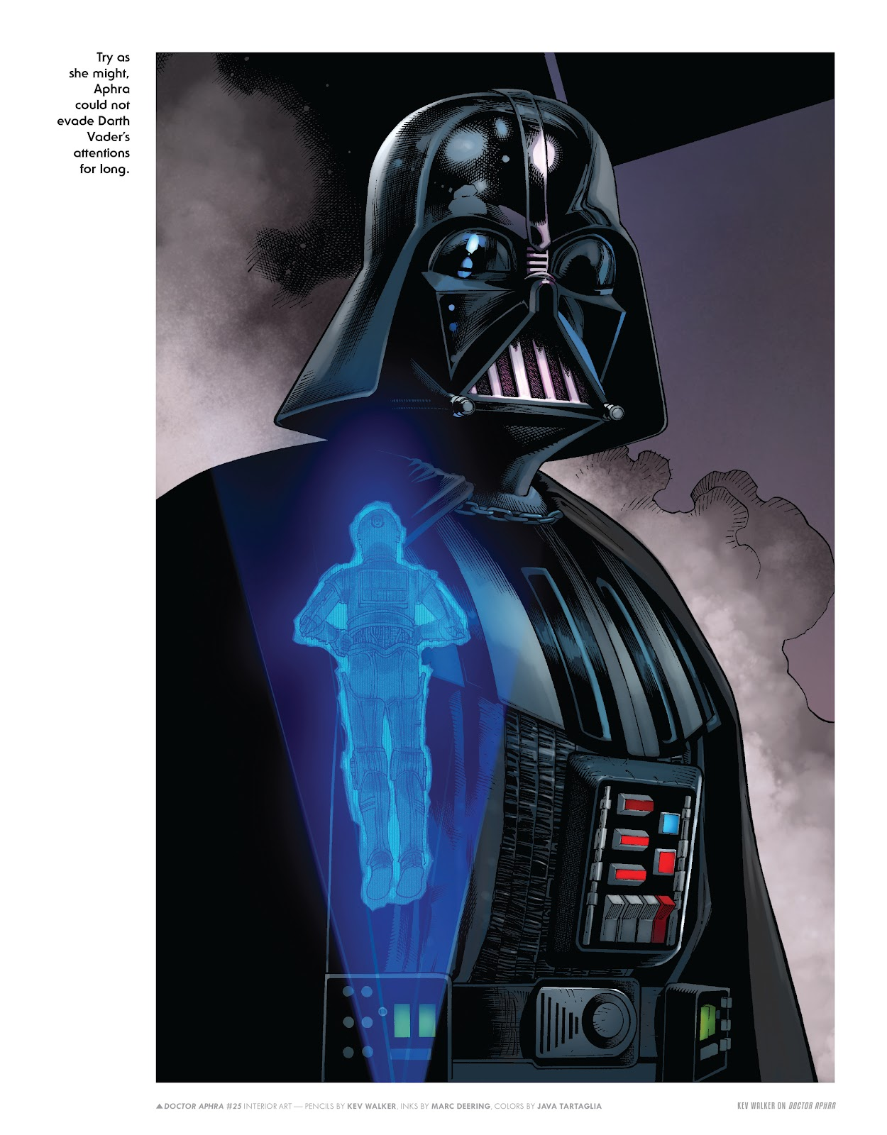 Read online The Marvel Art of Star Wars comic -  Issue # TPB (Part 2) - 74