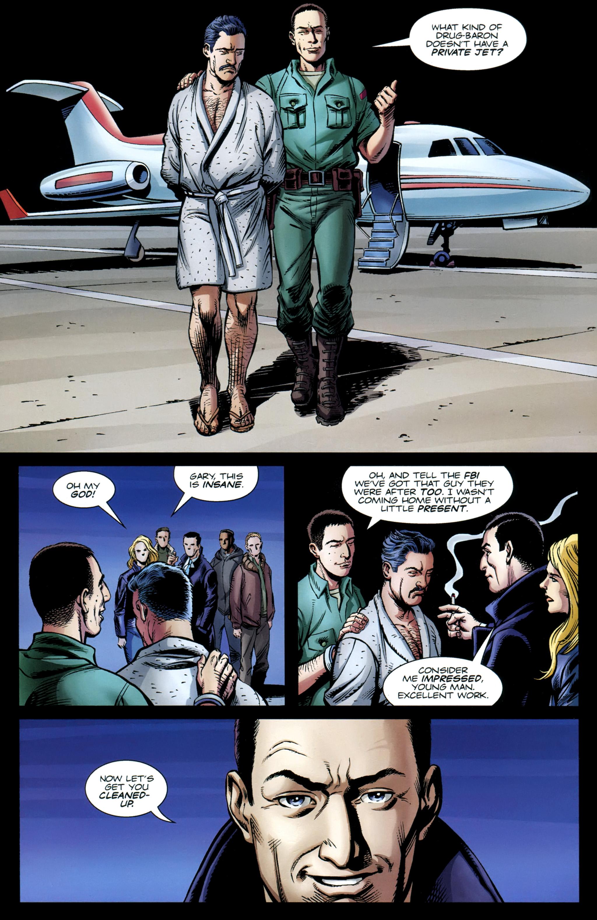 Read online Secret Service comic -  Issue #4 - 17