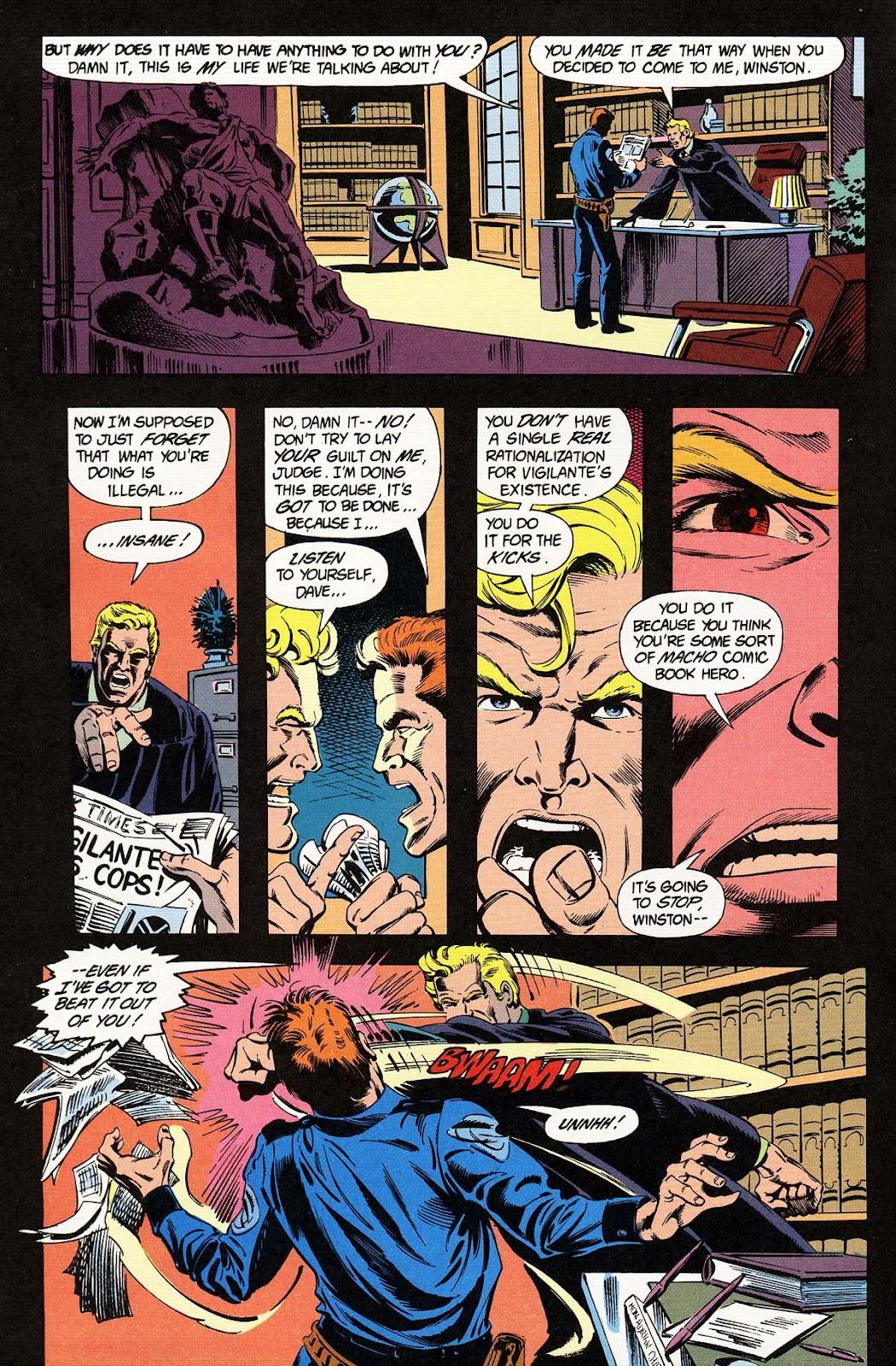 Vigilante (1983) issue 32 - Page 12