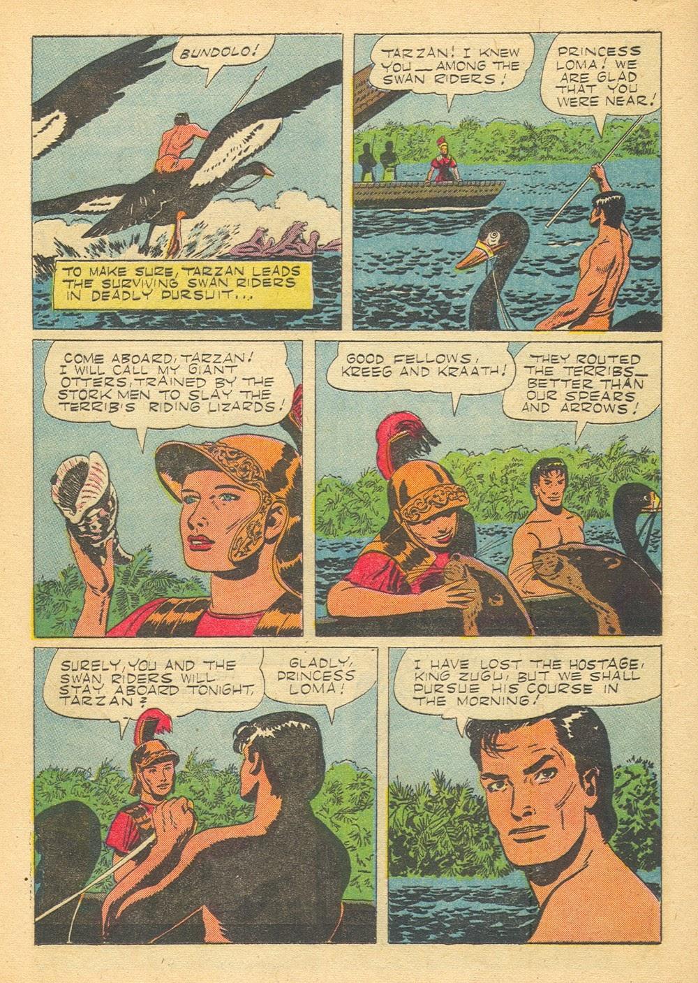 Tarzan (1948) issue 70 - Page 12