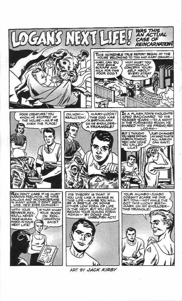 Read online Men of Mystery Comics comic -  Issue #47 - 34