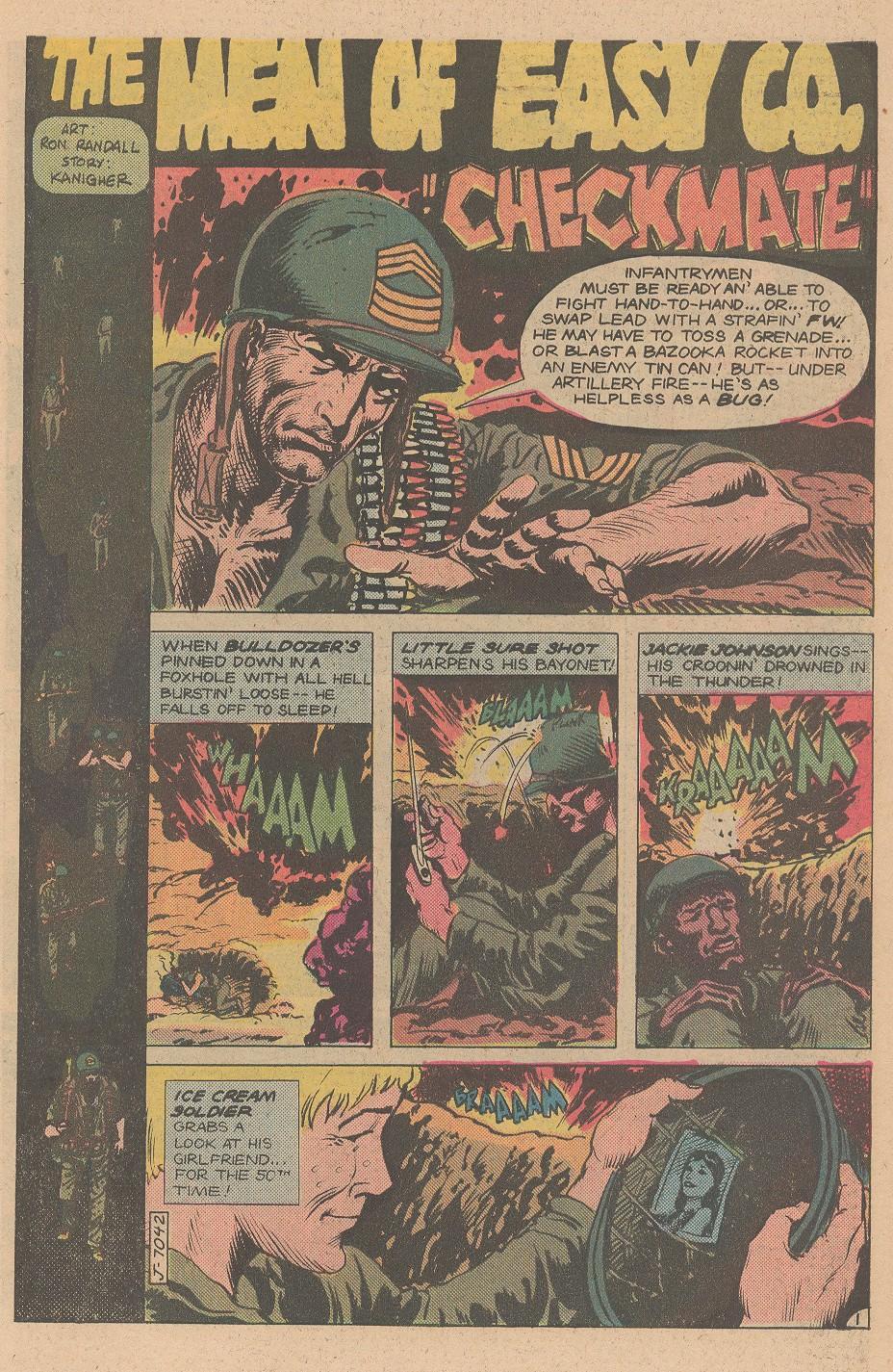 Read online Sgt. Rock comic -  Issue #355 - 24