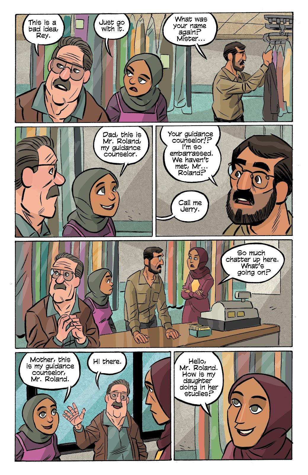 Read online Cellies comic -  Issue #7 - 20