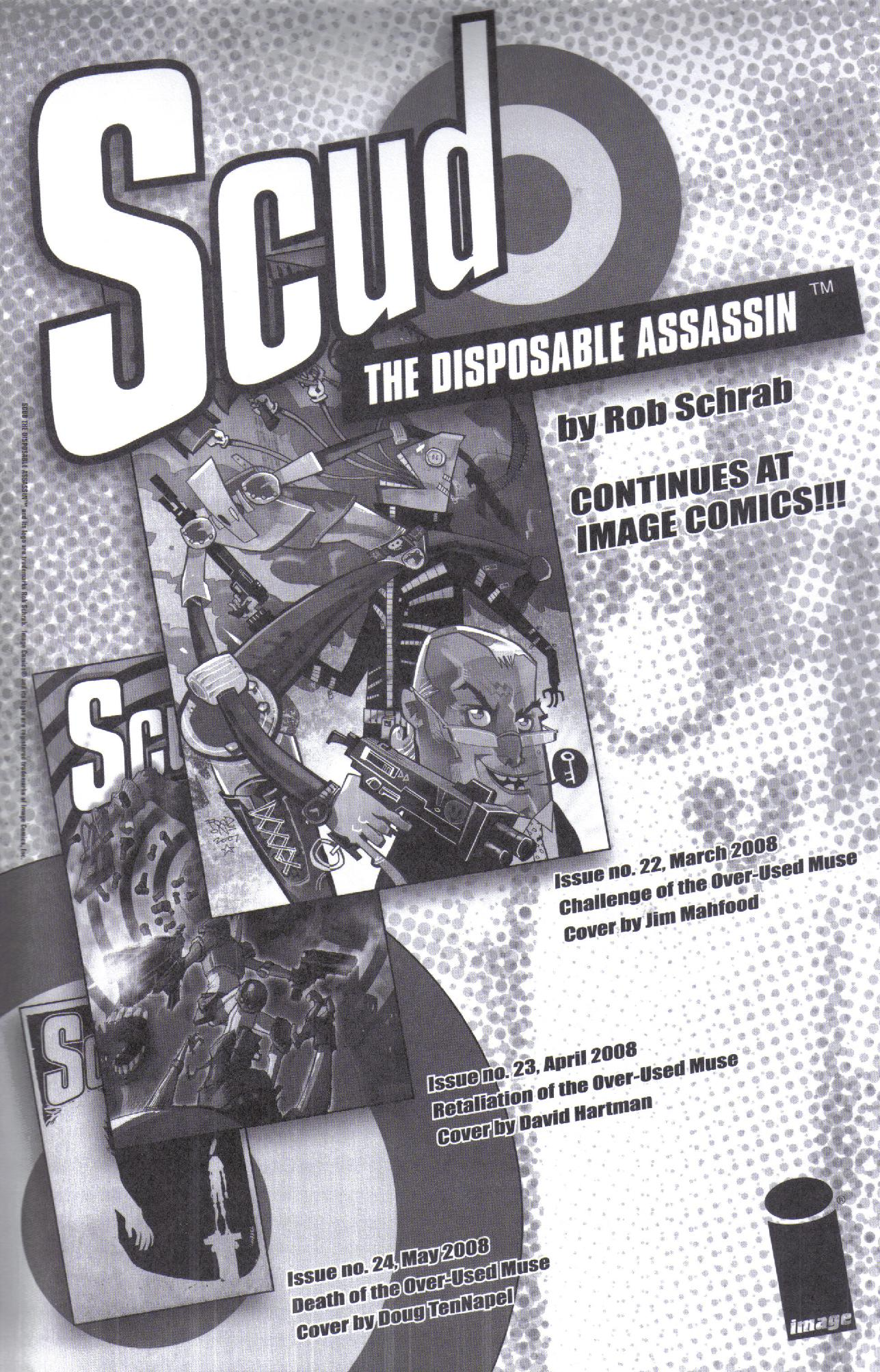 Read online Scud: The Disposable Assassin (2008) comic -  Issue #1 - 34