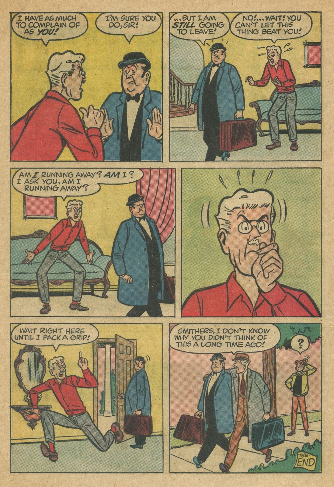 Read online Archie (1960) comic -  Issue #152 - 24