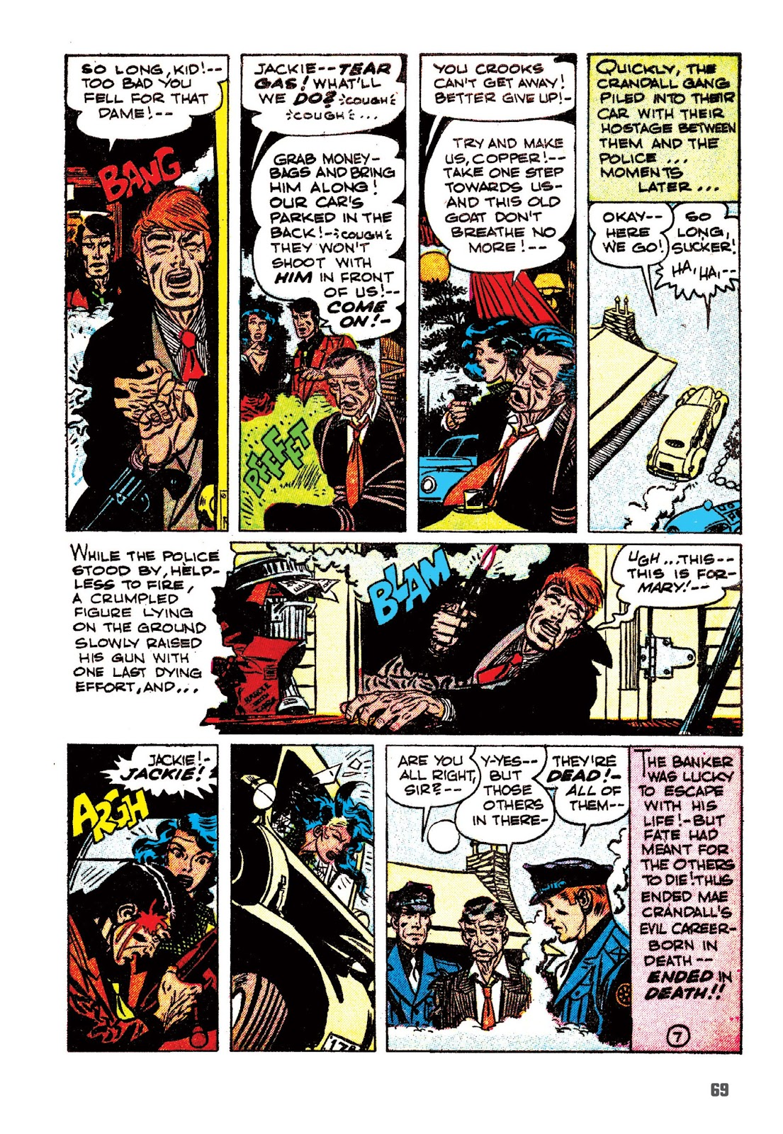 Read online The Joe Kubert Archives comic -  Issue # TPB (Part 1) - 80