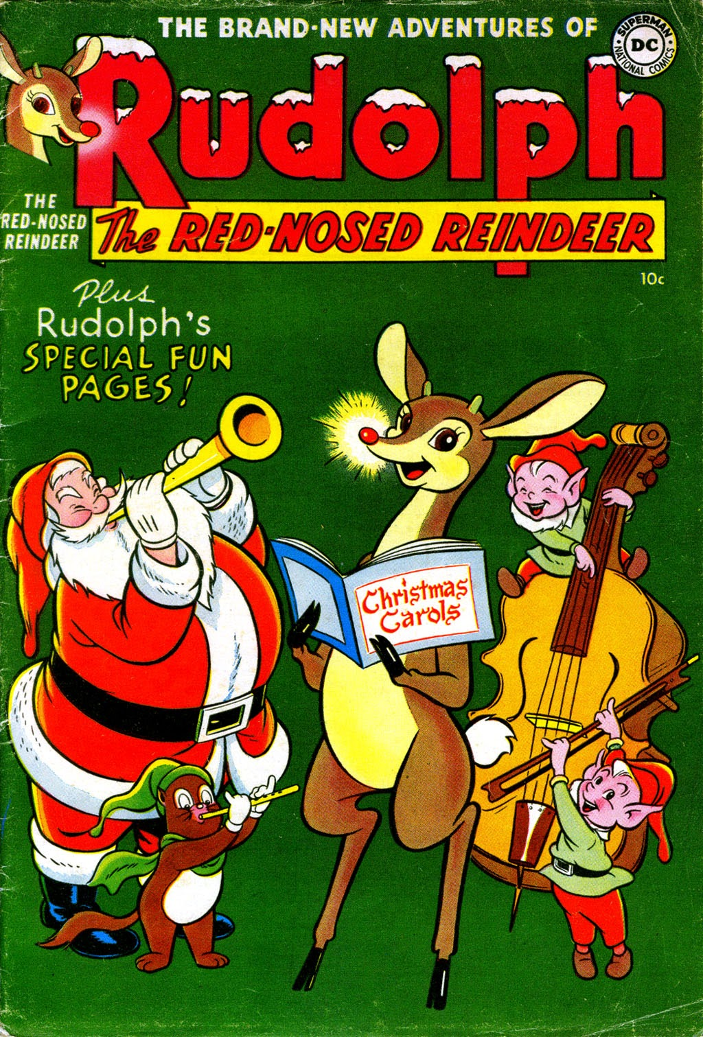 Rudolph the Red-Nosed Reindeer 5 Page 1