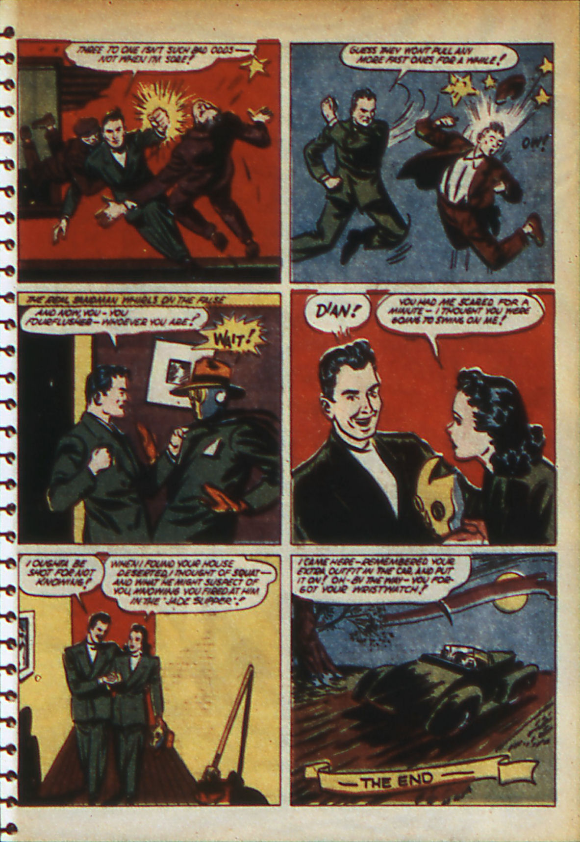 Read online Adventure Comics (1938) comic -  Issue #56 - 66