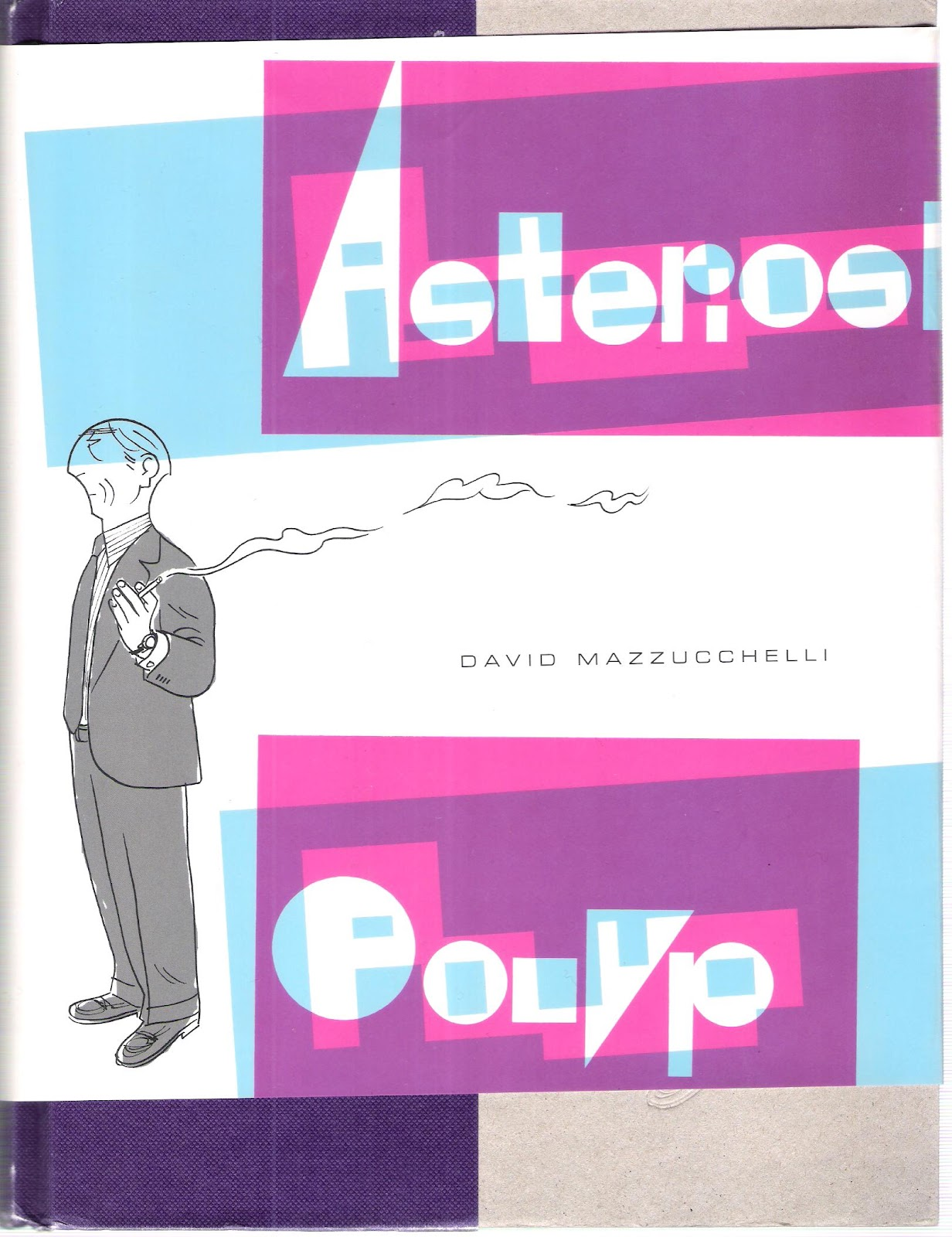 Read online Asterios Polyp comic -  Issue # TPB (Part 1) - 1