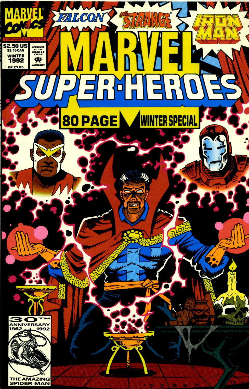 Marvel Super-Heroes (1990) 12 Page 1