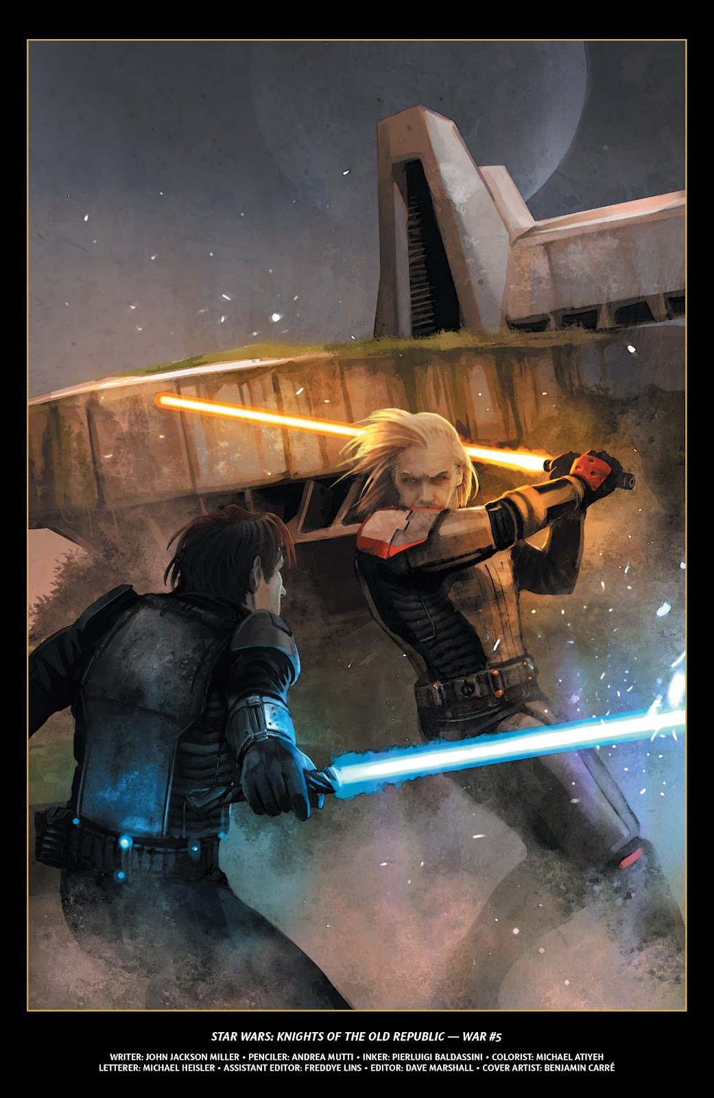 Read online Star Wars Legends: The Old Republic - Epic Collection comic -  Issue # TPB 3 (Part 4) - 95