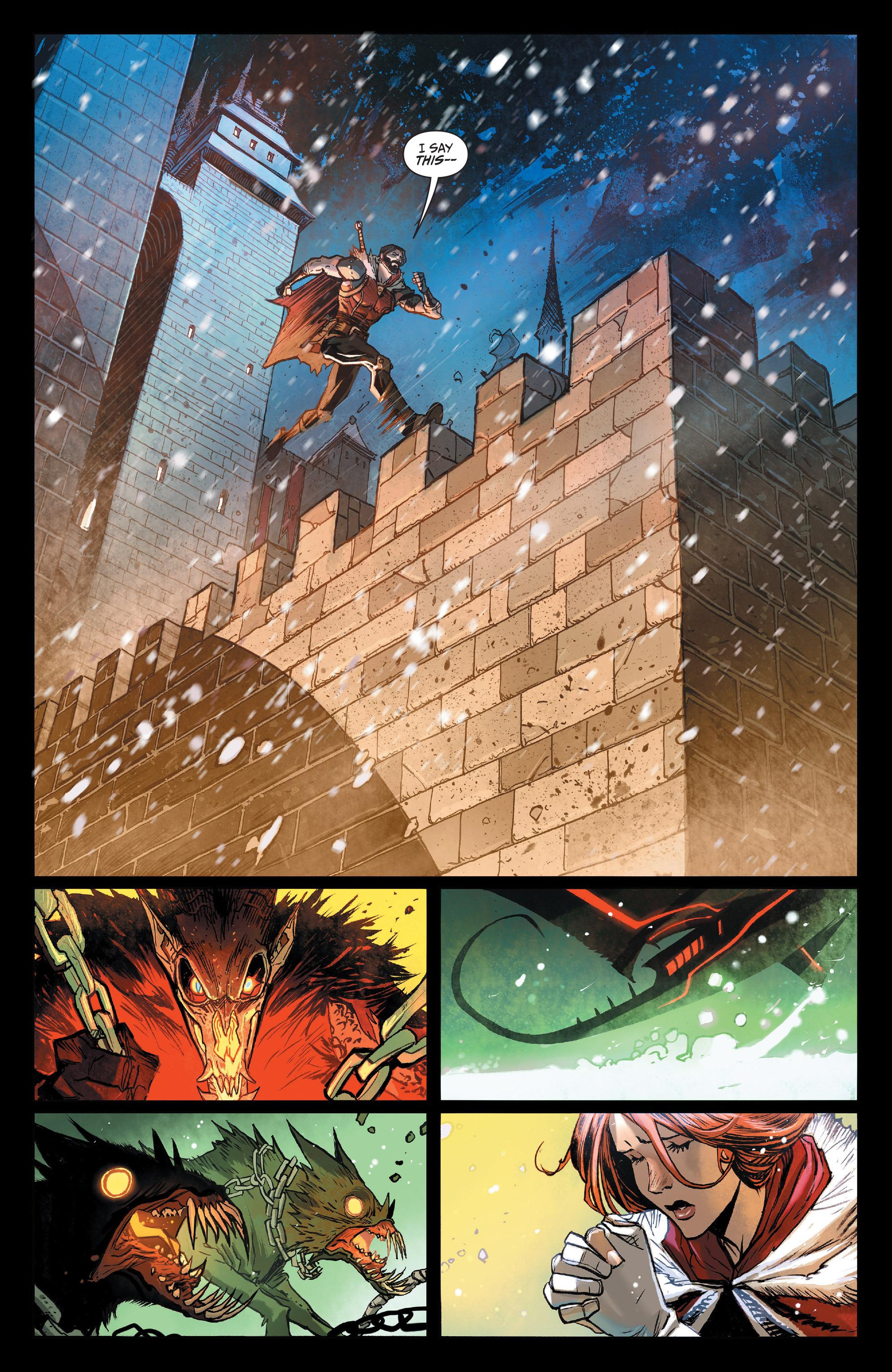 Read online Klaus comic -  Issue #7 - 22