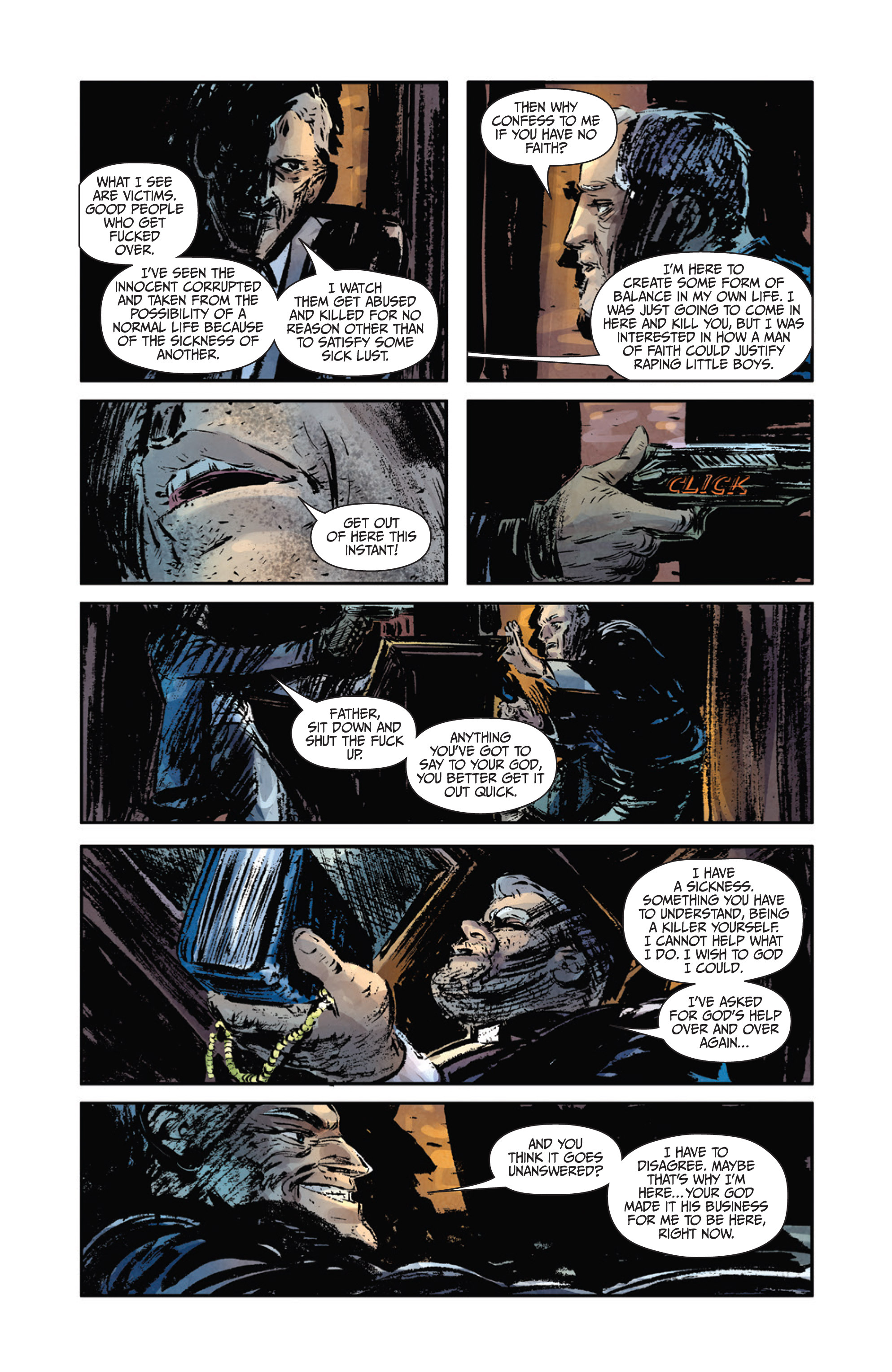 Read online Sex and Violence Vol. 2 comic -  Issue # Full - 63