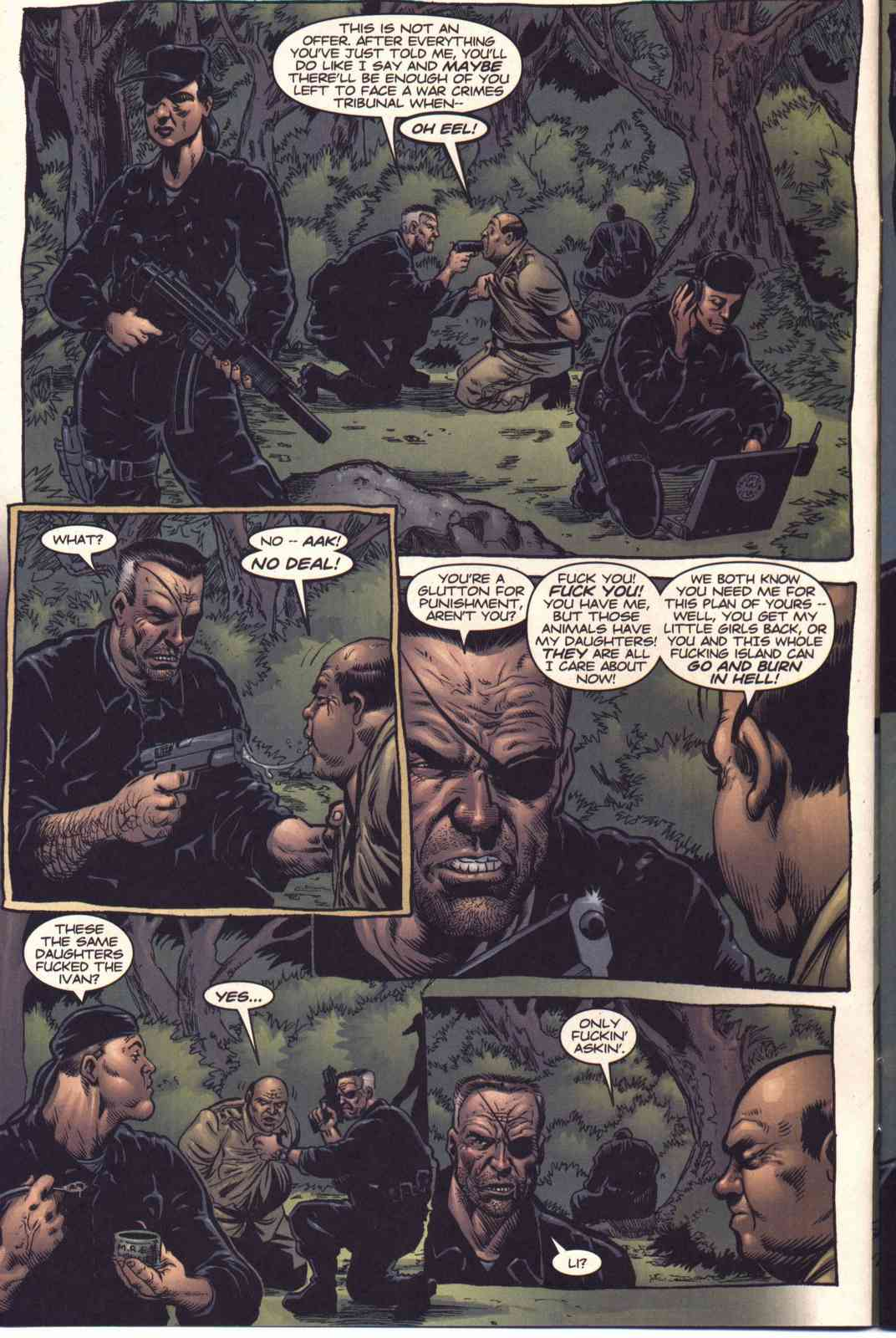Read online Fury comic -  Issue #5 - 3