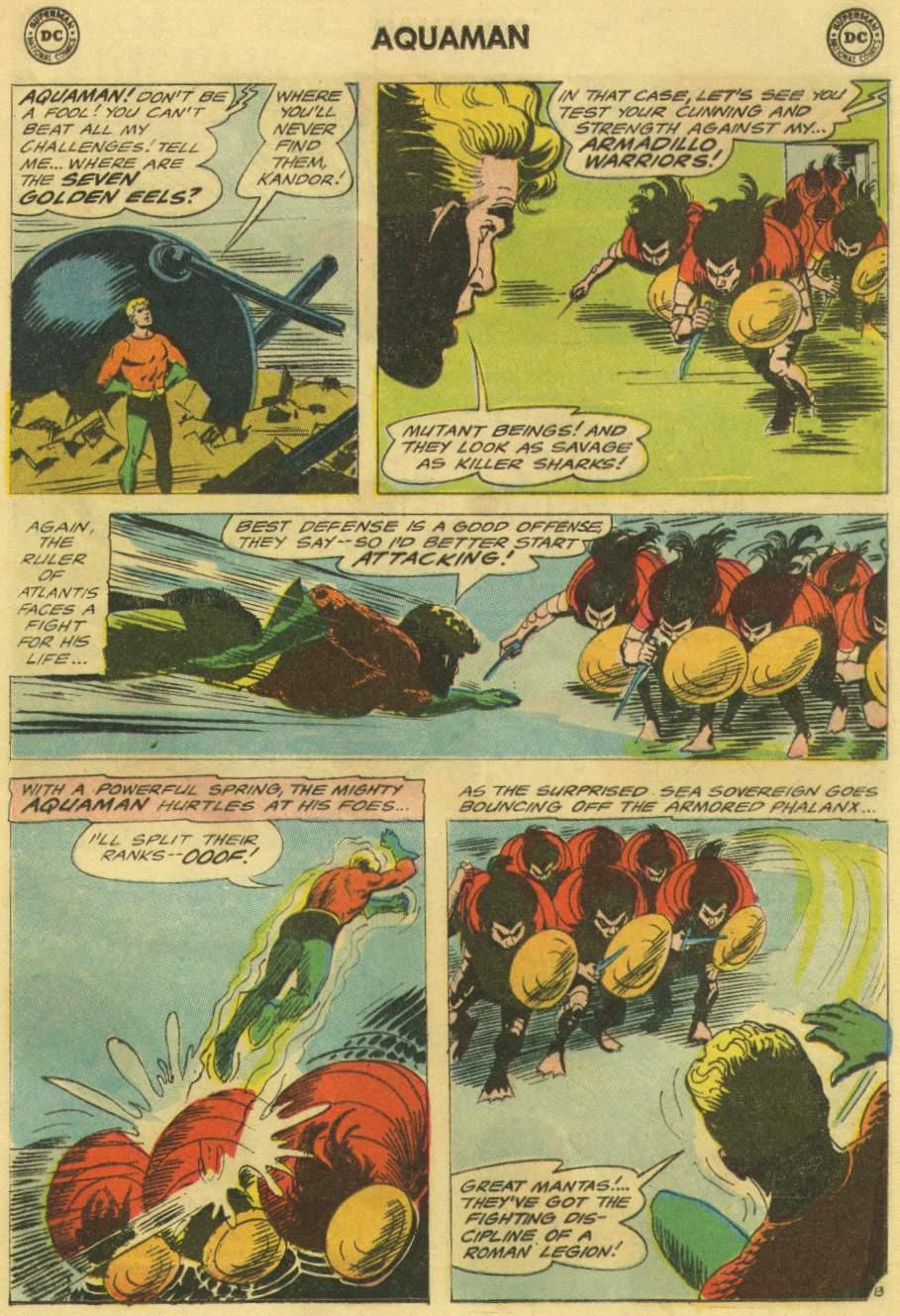 Read online Aquaman (1962) comic -  Issue #22 - 17