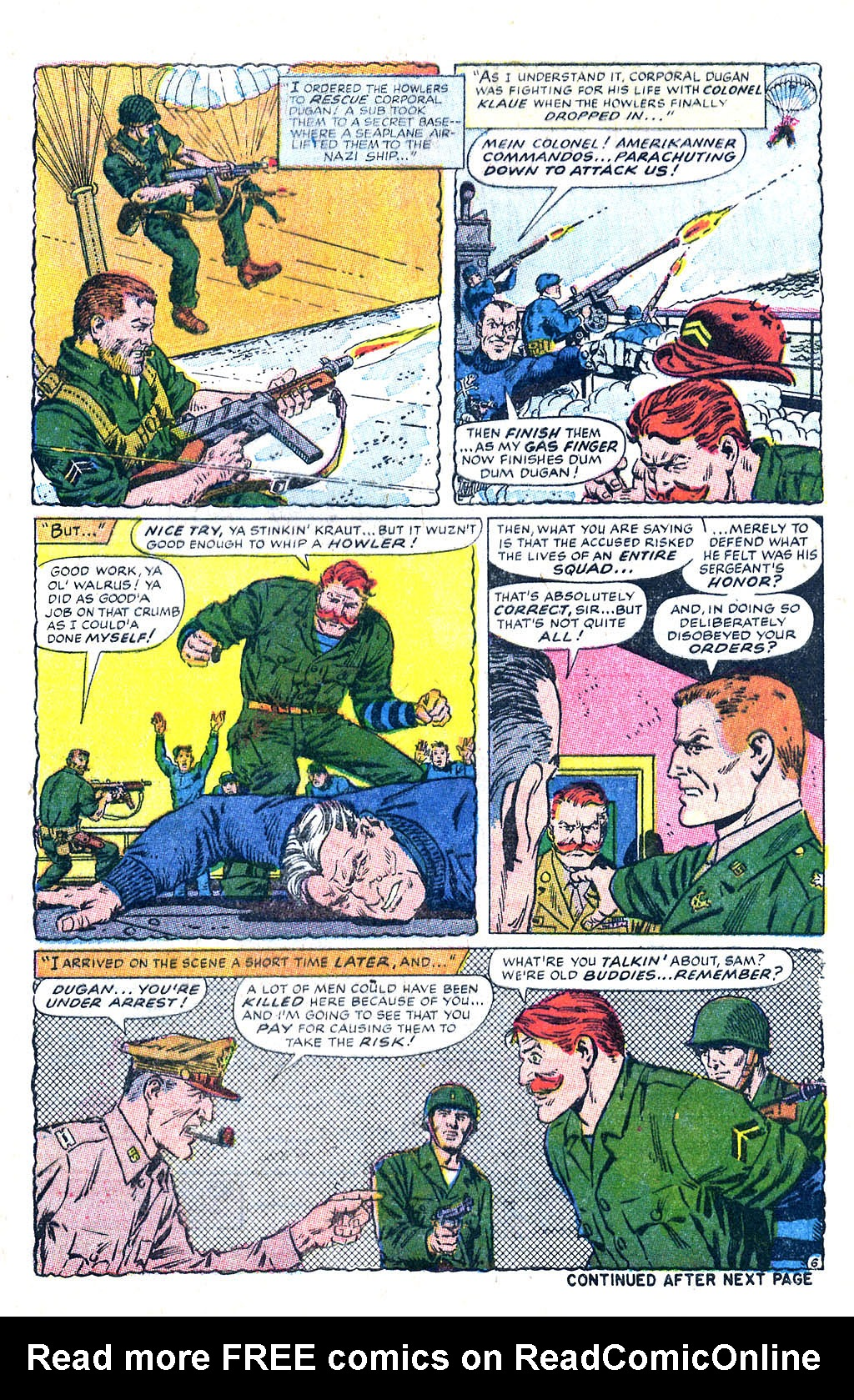 Read online Sgt. Fury comic -  Issue #60 - 9