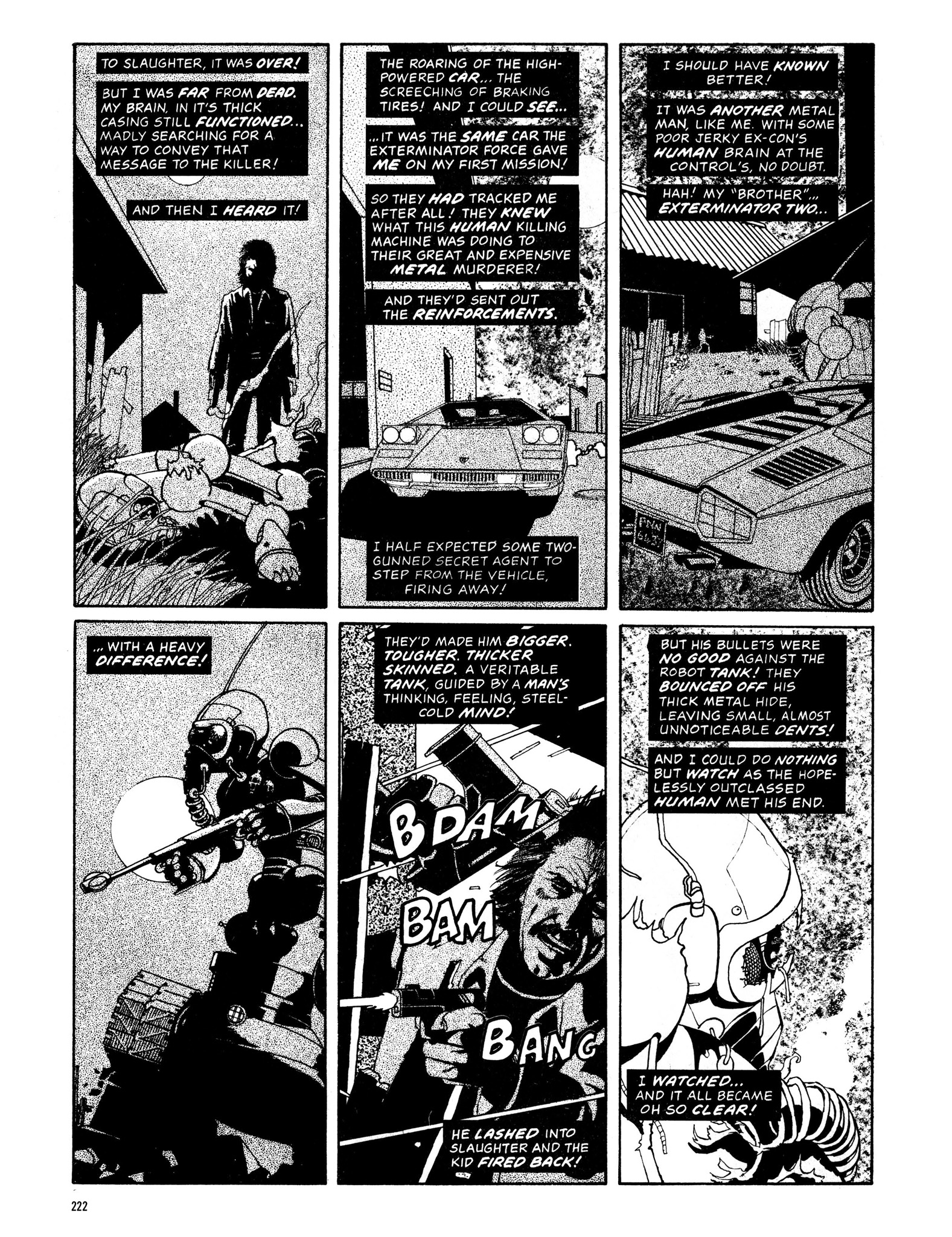 Read online Eerie Archives comic -  Issue # TPB 13 - 223
