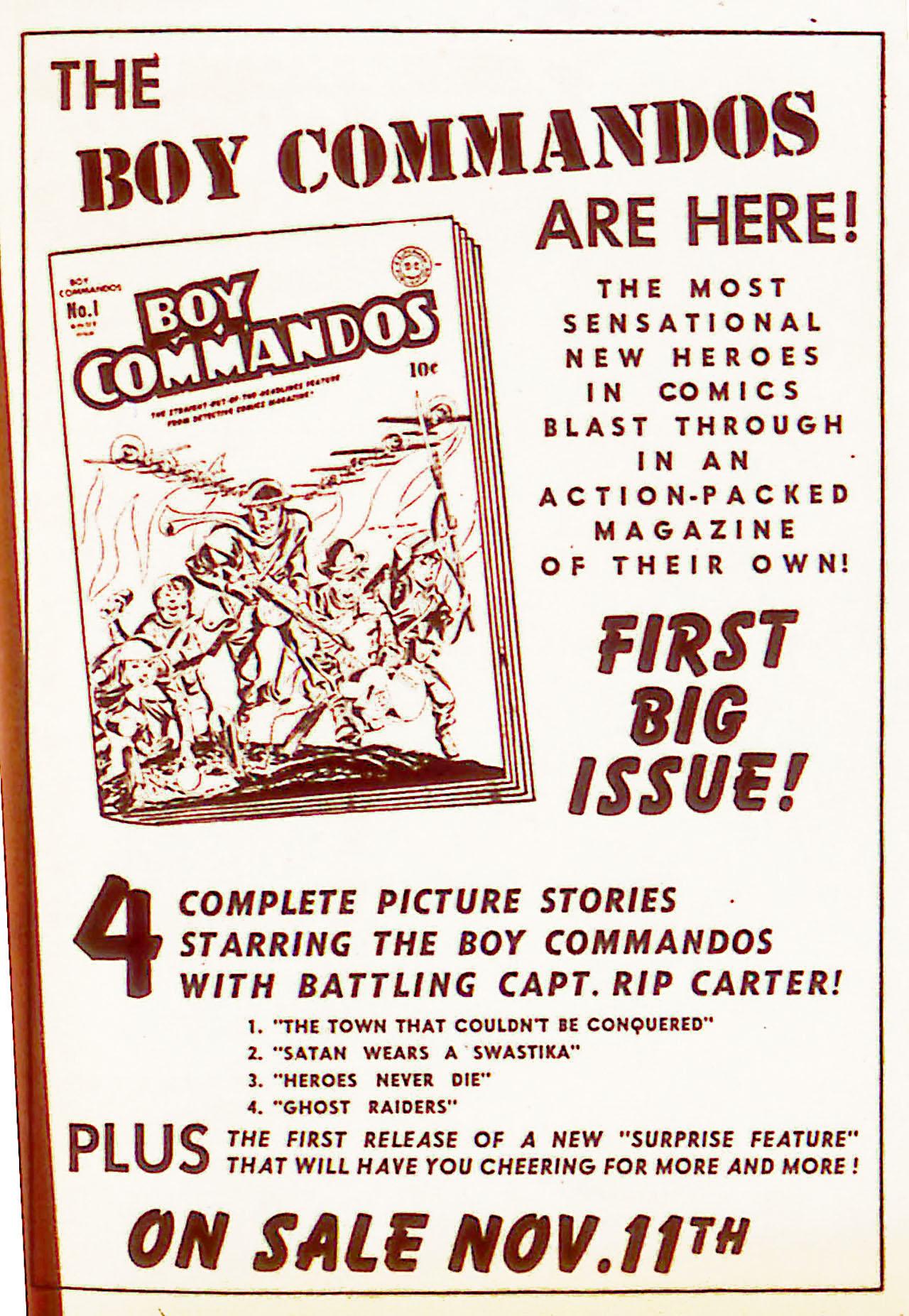 Read online Detective Comics (1937) comic -  Issue #71 - 67